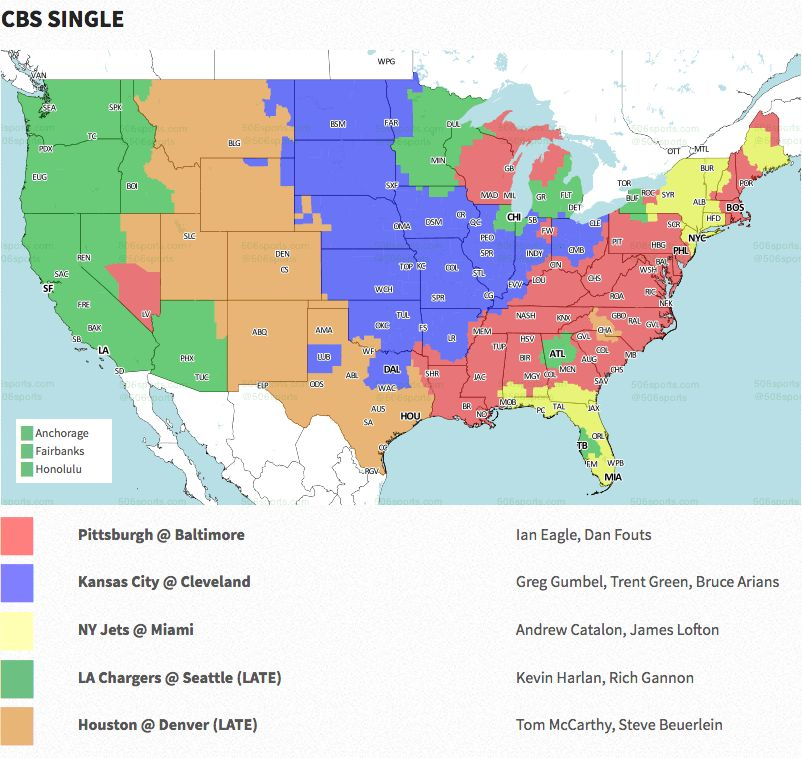 NFL coverage map 2018: TV schedule Week 9 on map of nfl teams in usa, map of all disney, map of favorite nfl teams, map of all mls teams, us map nfl teams, central hockey league teams, us map of baseball teams, map nfl teams by fans, map of all cfl teams, map of nfl stadiums, map of all colleges, map of all mlb, map of all saints, map of all football players, map with nfl team division, map of the nfl, map of all animals, map of nfl teams poster, map of all new england, map of nfl cities,