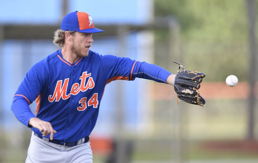 SP Noah Syndergaard To Start Tuesday