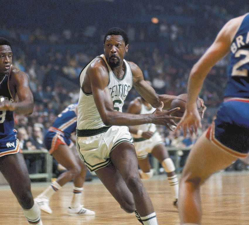 NBA: Each Team's Best Starting Five Of All-time