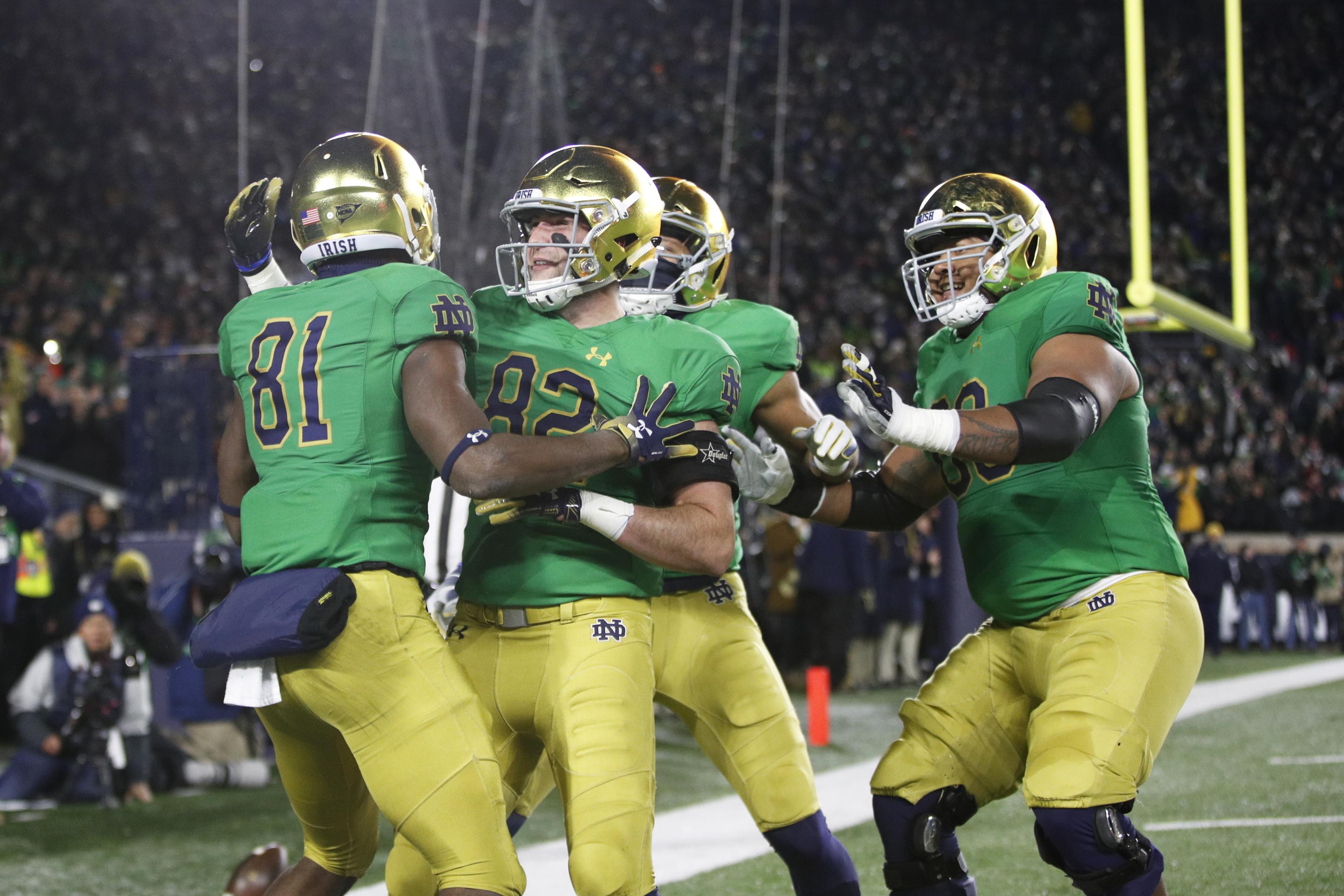ESPN College Pick Em Picks Week 13 2018: Give Notre Dame a ...