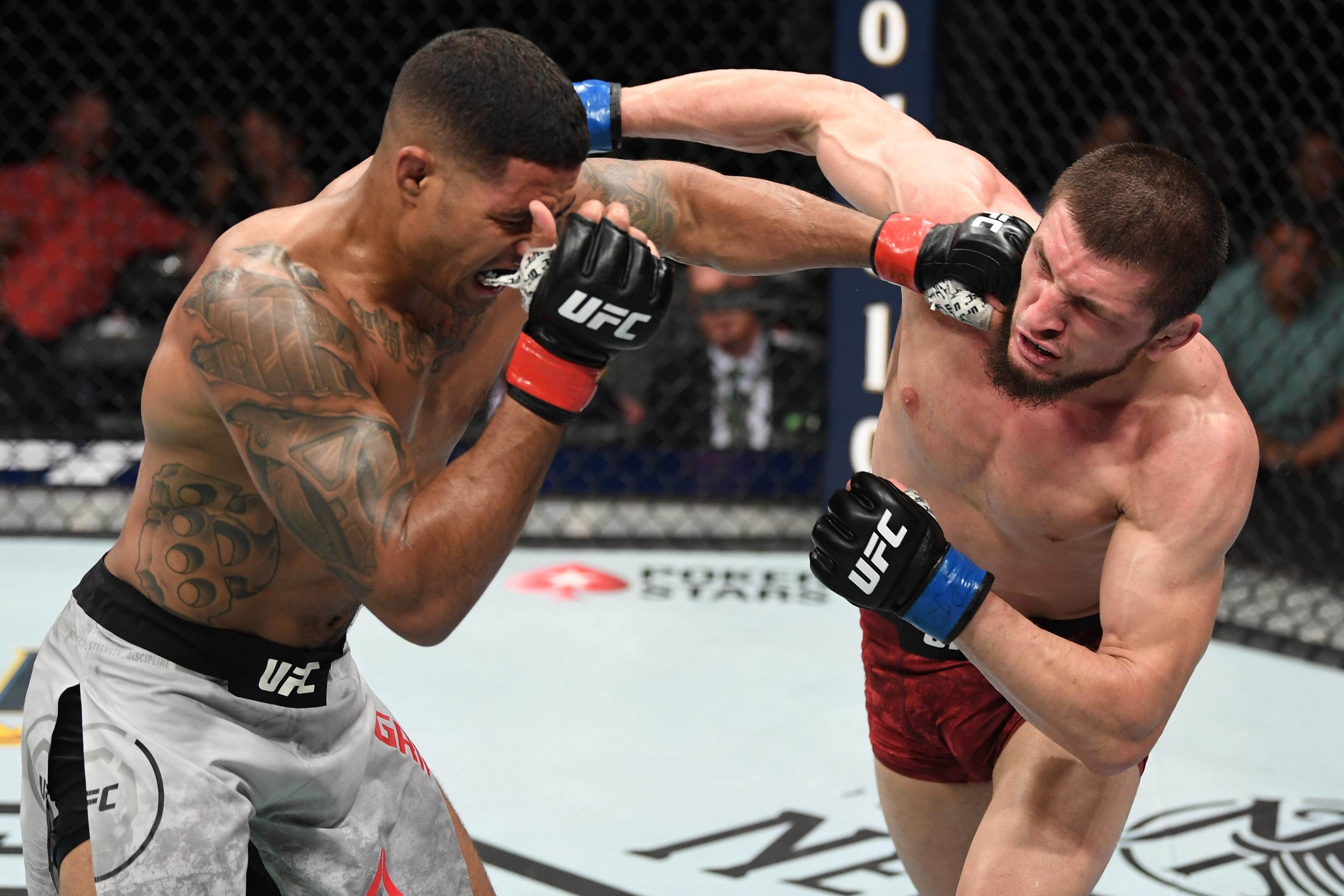 Max Griffin: Zelim Imadaev tried to attack me during UFC 236 fight week