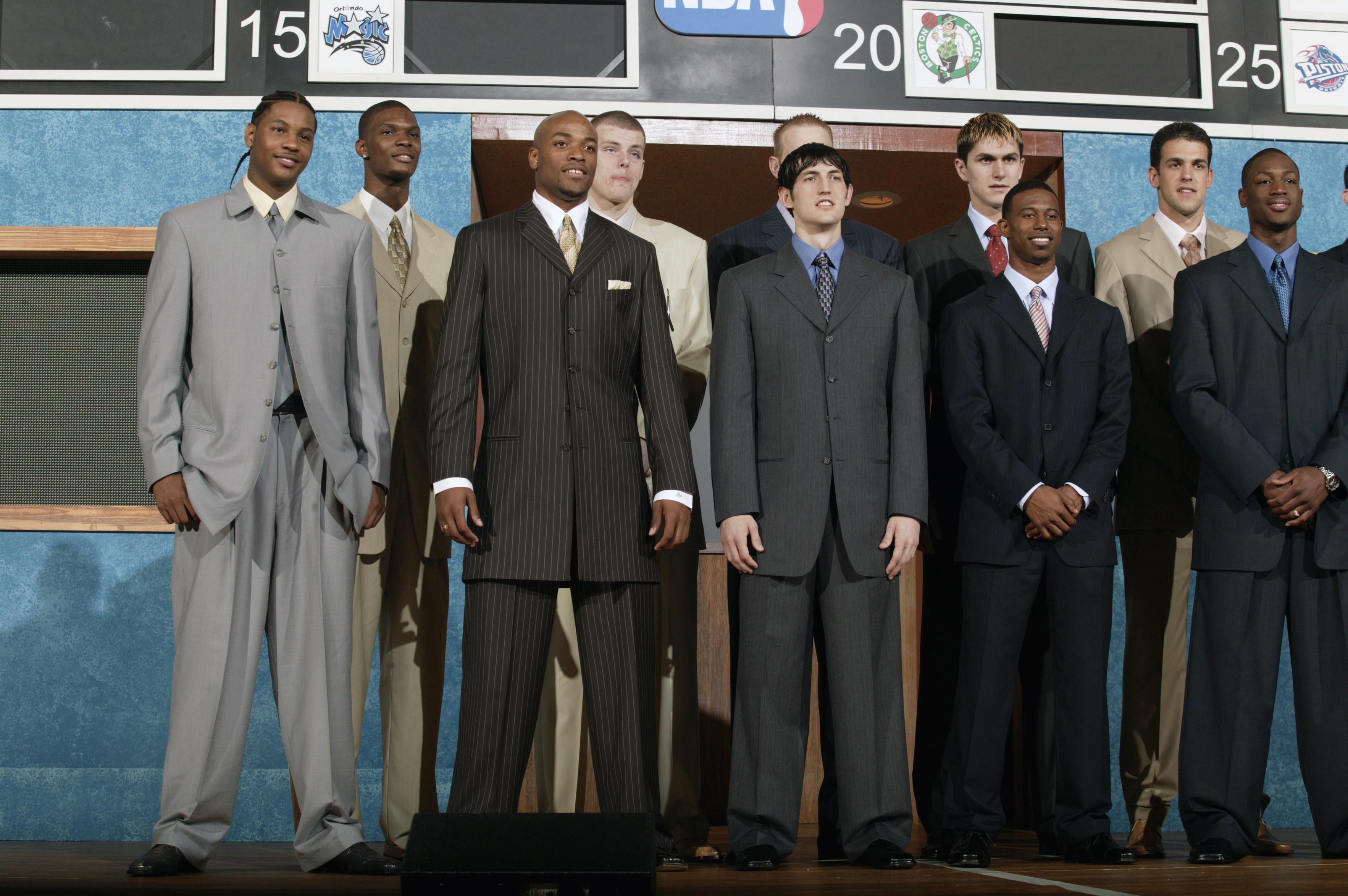 Re Draft 2003 Nba Draft