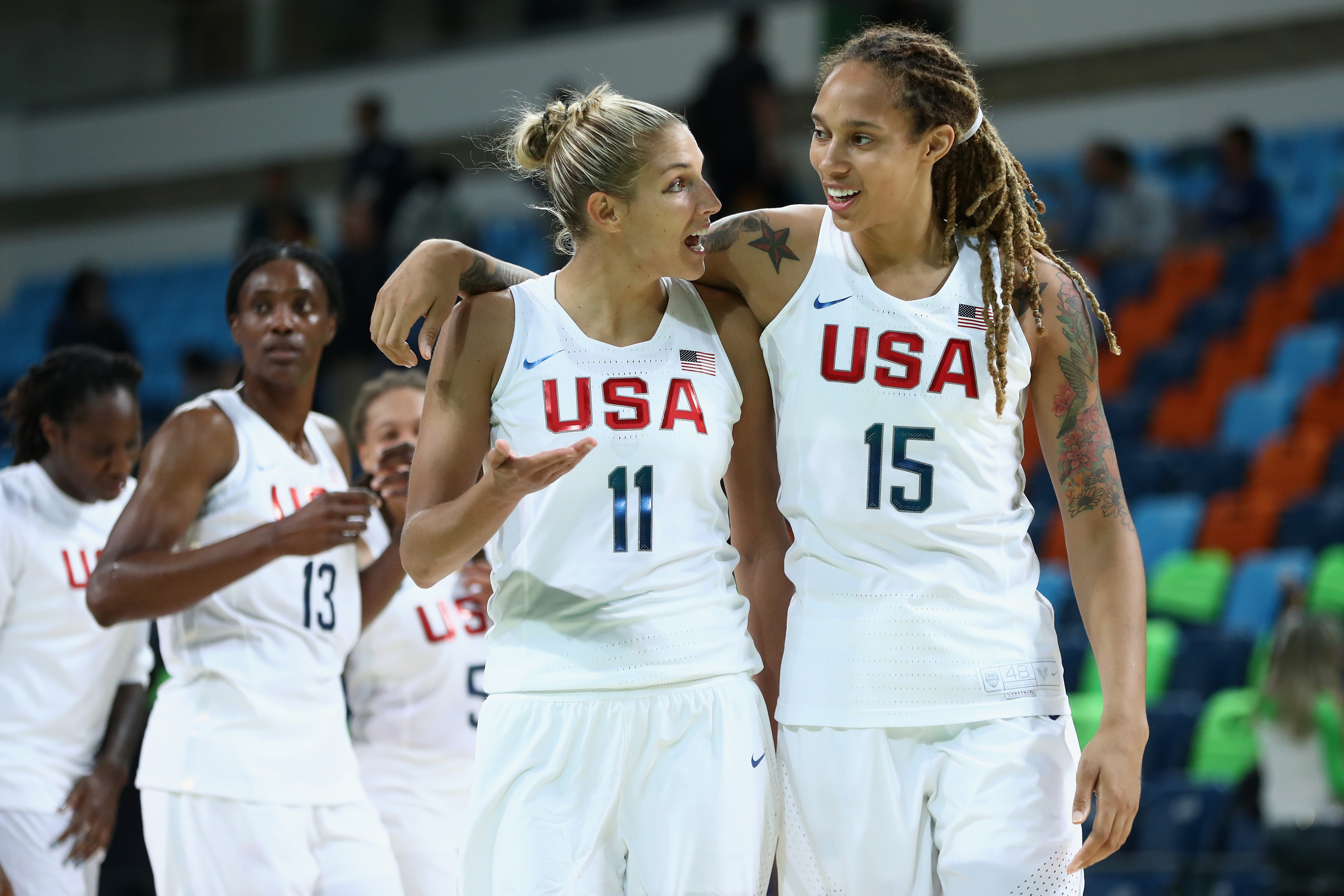 Wnba players sign letter opposing proposed texas bathroom bill