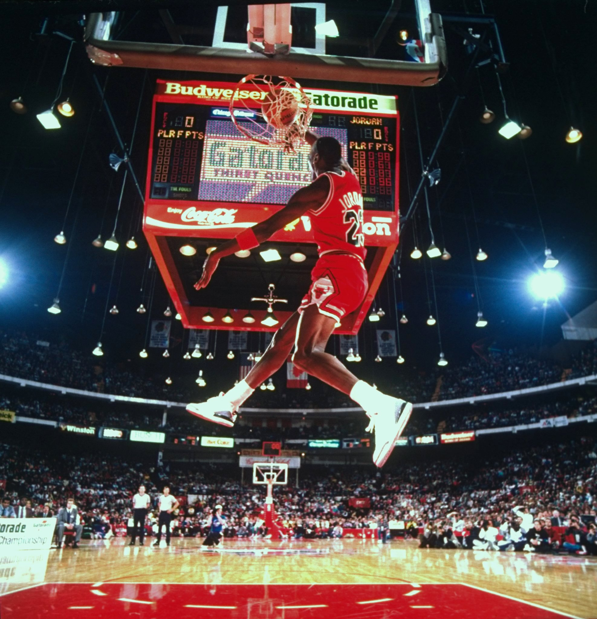 Dunk Contest 2017: The Five Best NBA Dunk Contests Ever