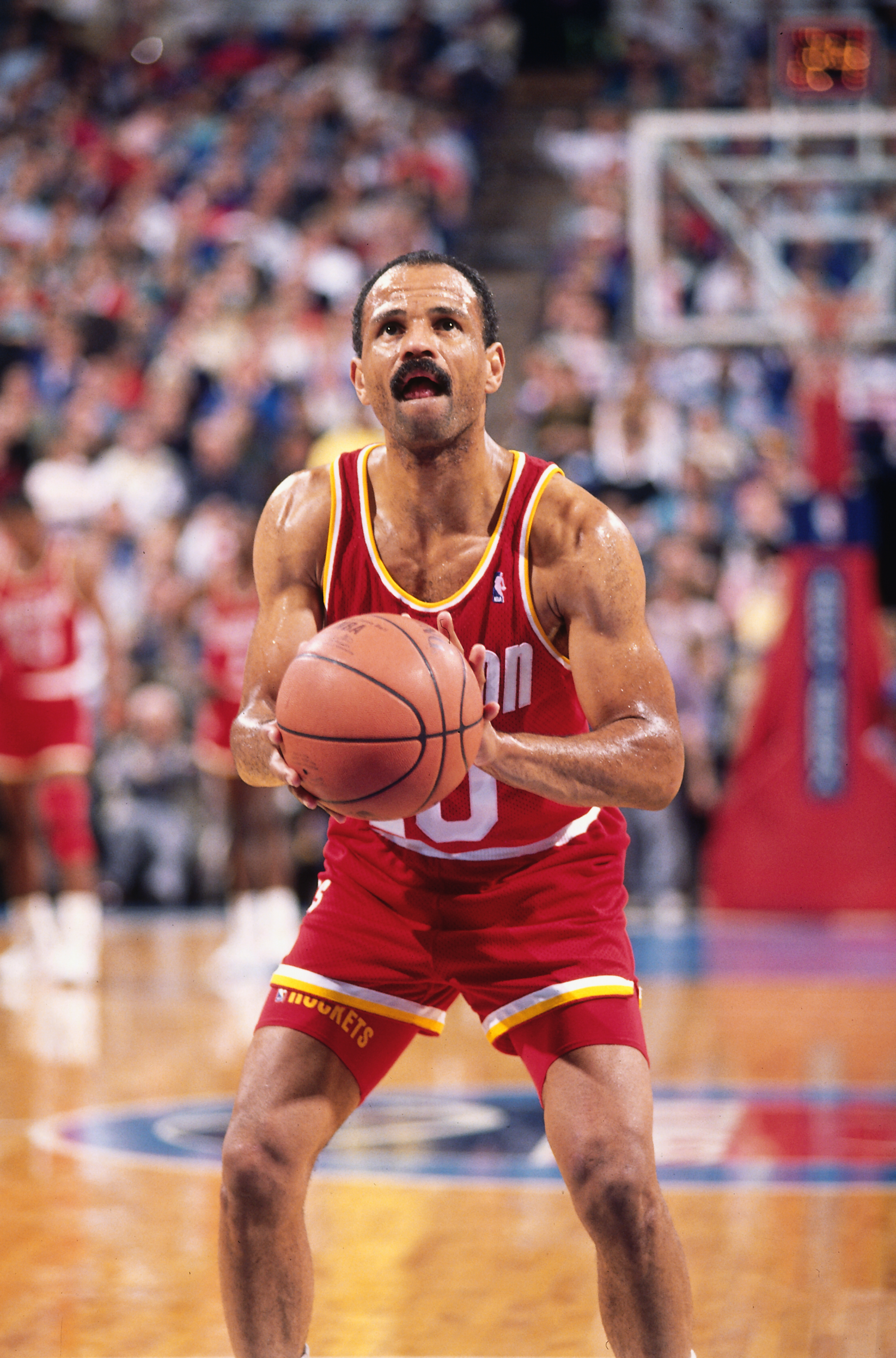 Selecting the 10 greatest mustaches in NBA history Page 2