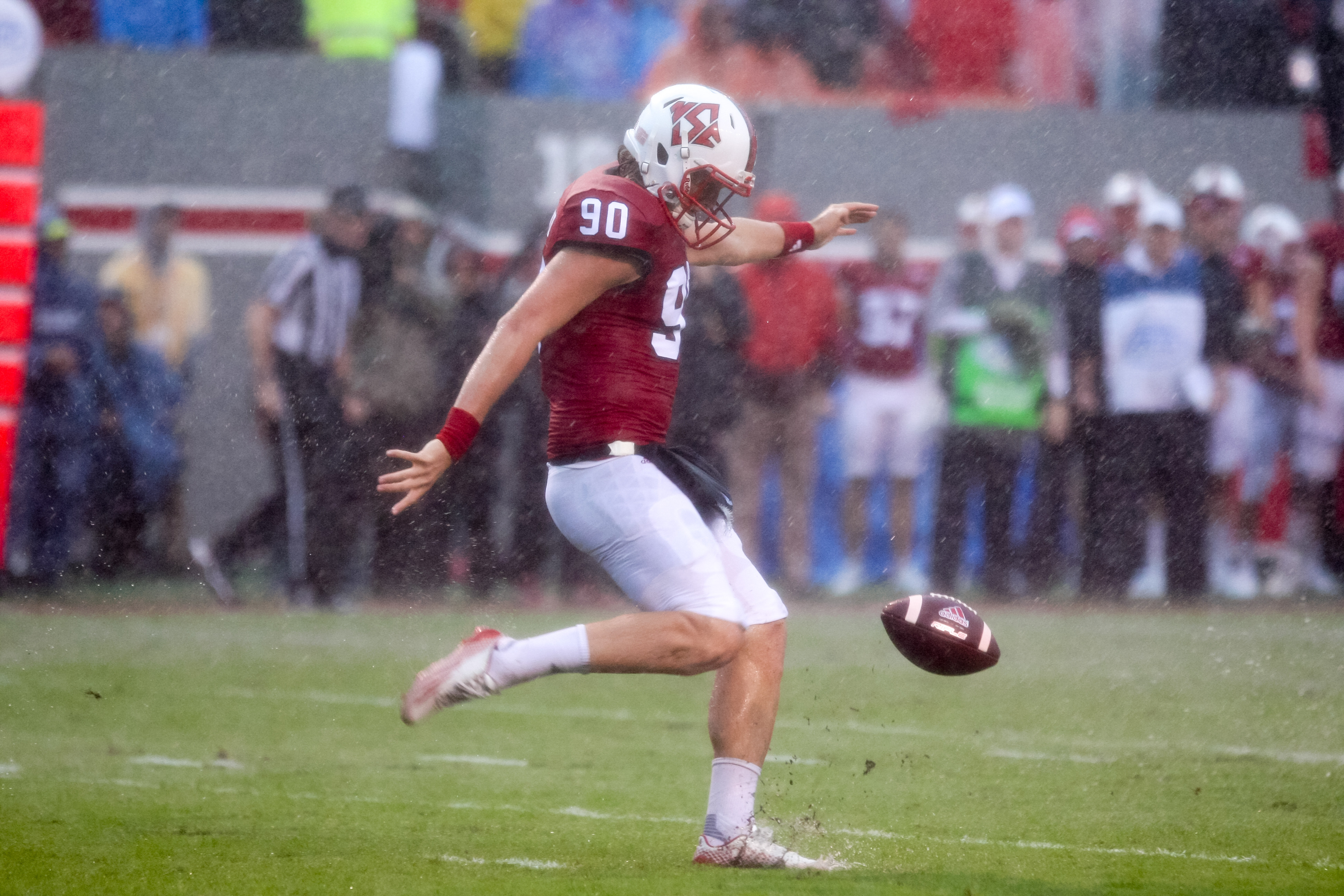 Cooke on preseason watch list for top punter