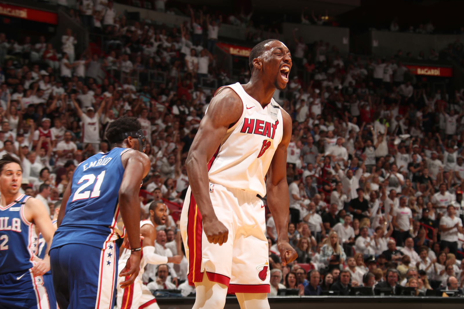 A Case For Bam Adebayo As The Miami Heat S Starting Center