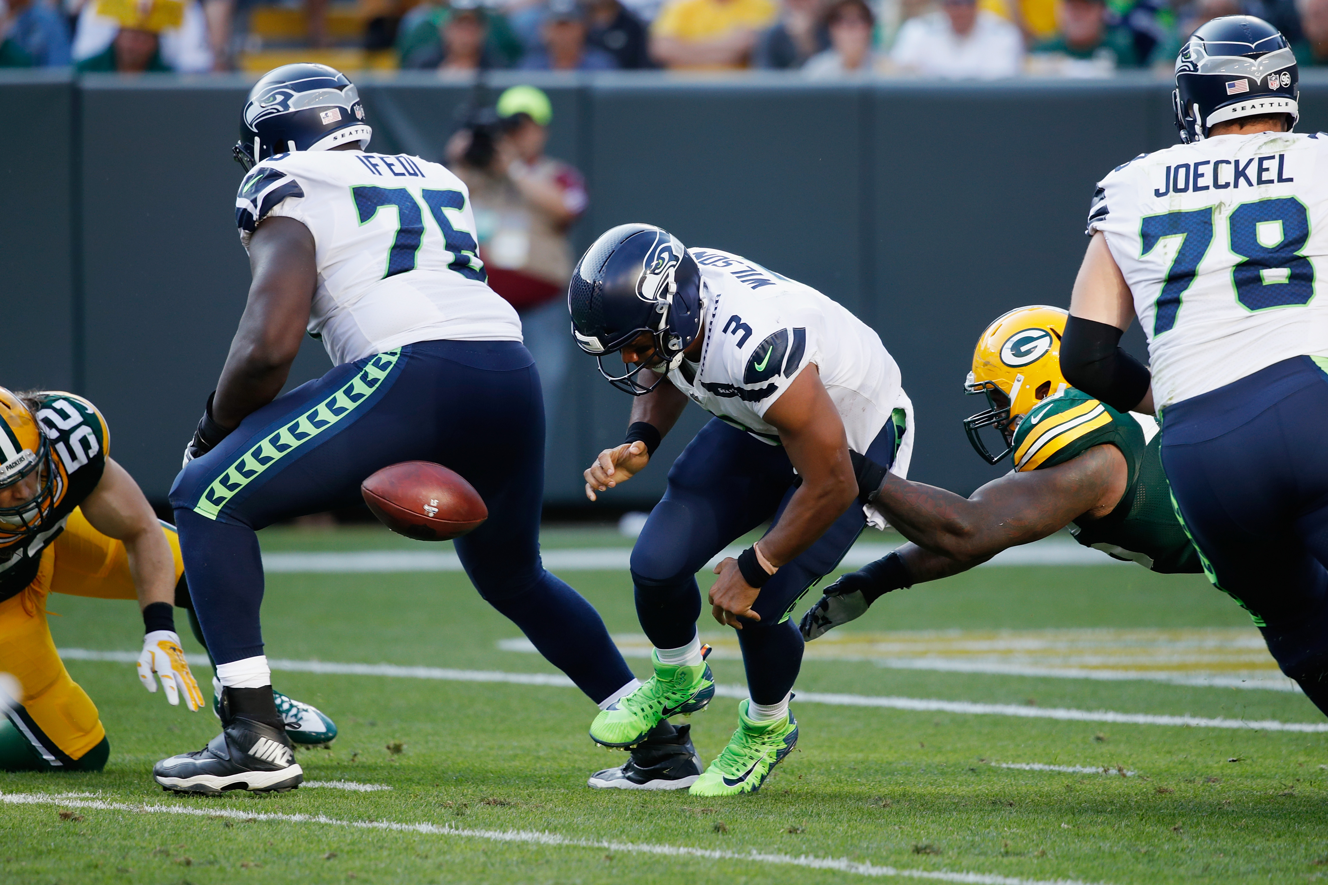 Seahawks Dismal Offensive Line Hurts Fantasy Prospects