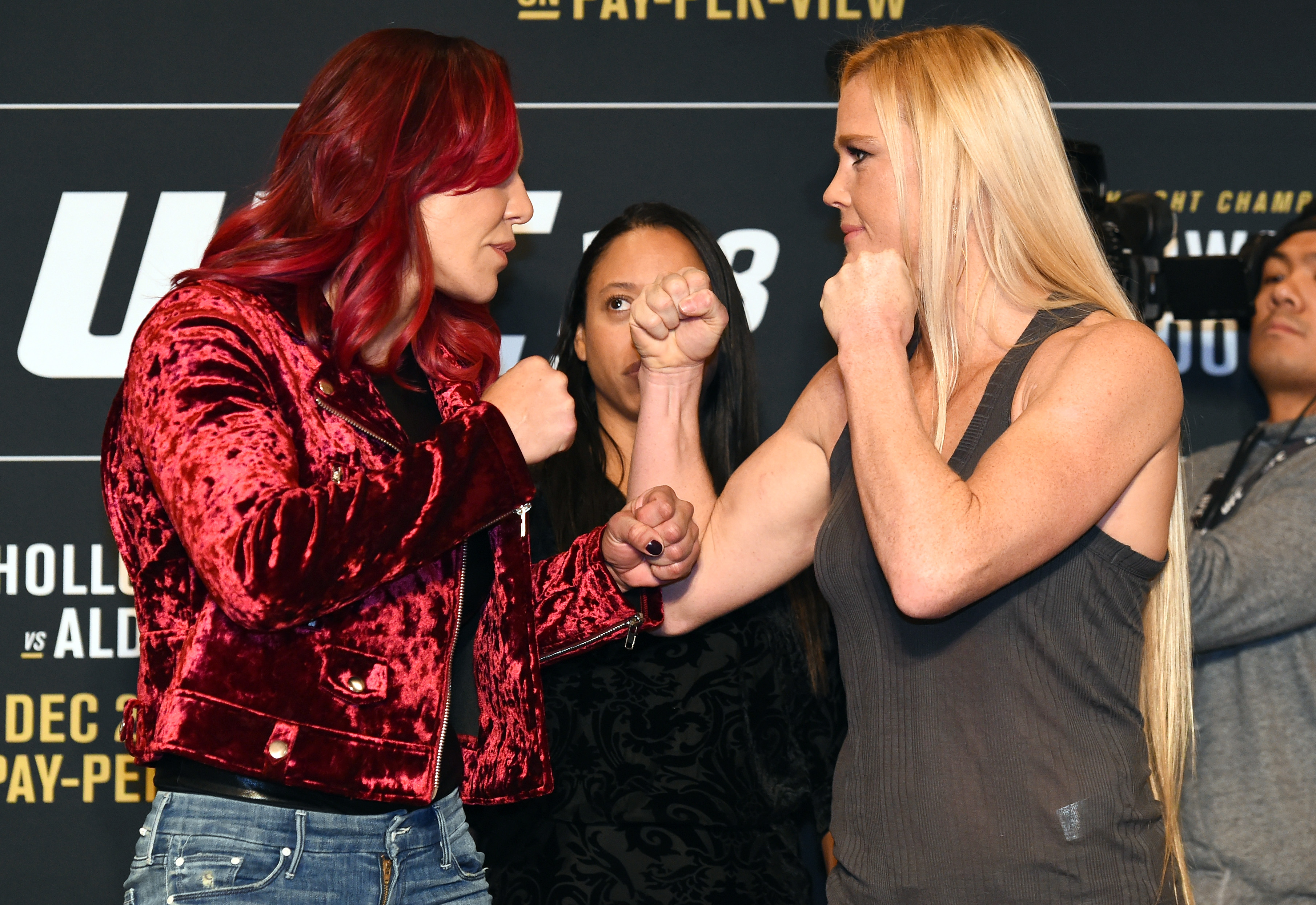 UFC 219: Holly Holm's coach Mike Winkeljohn thinks she'll shock the world