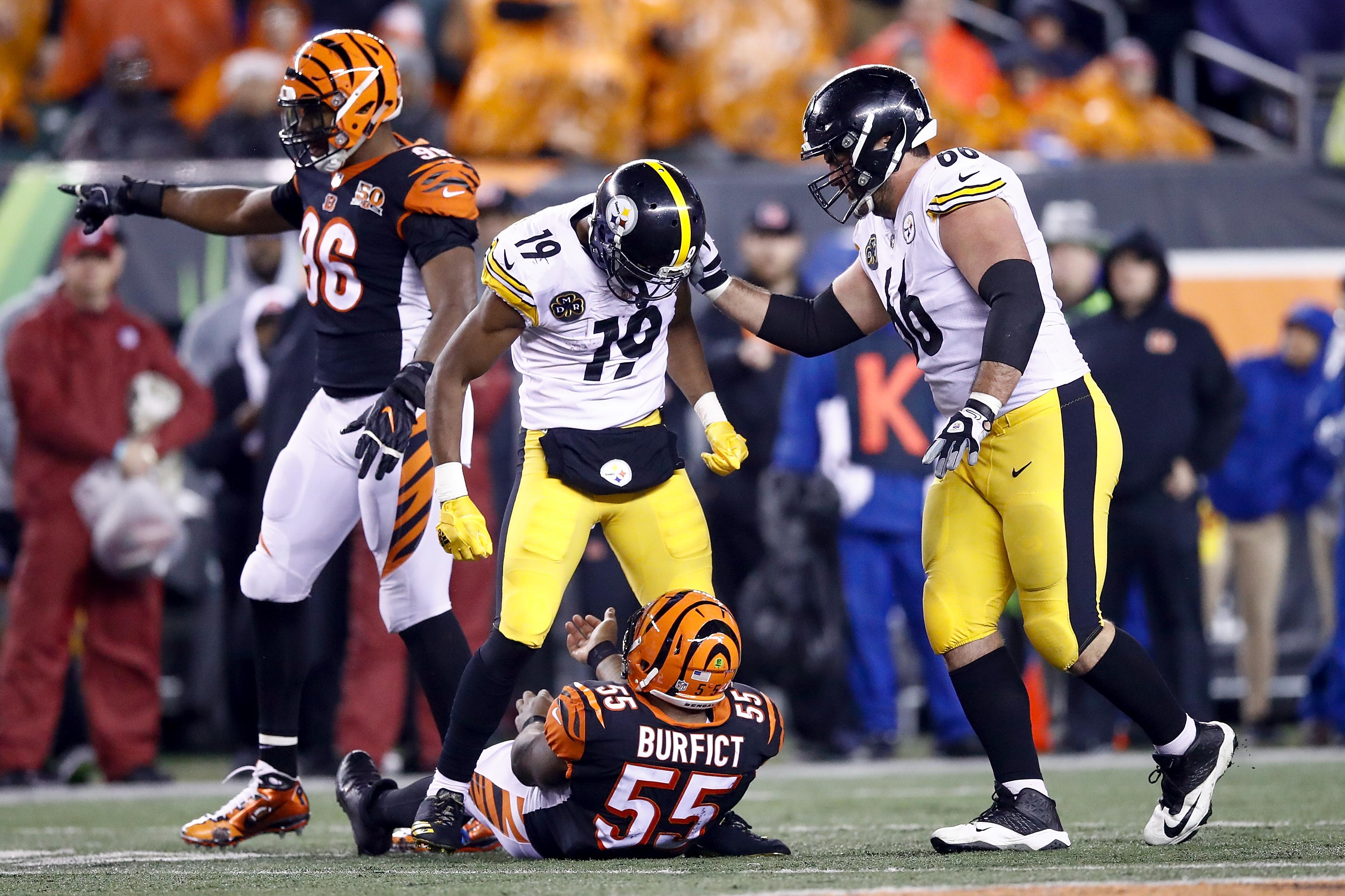 Steelers WR JuJu Smith-Schuster facing suspension
