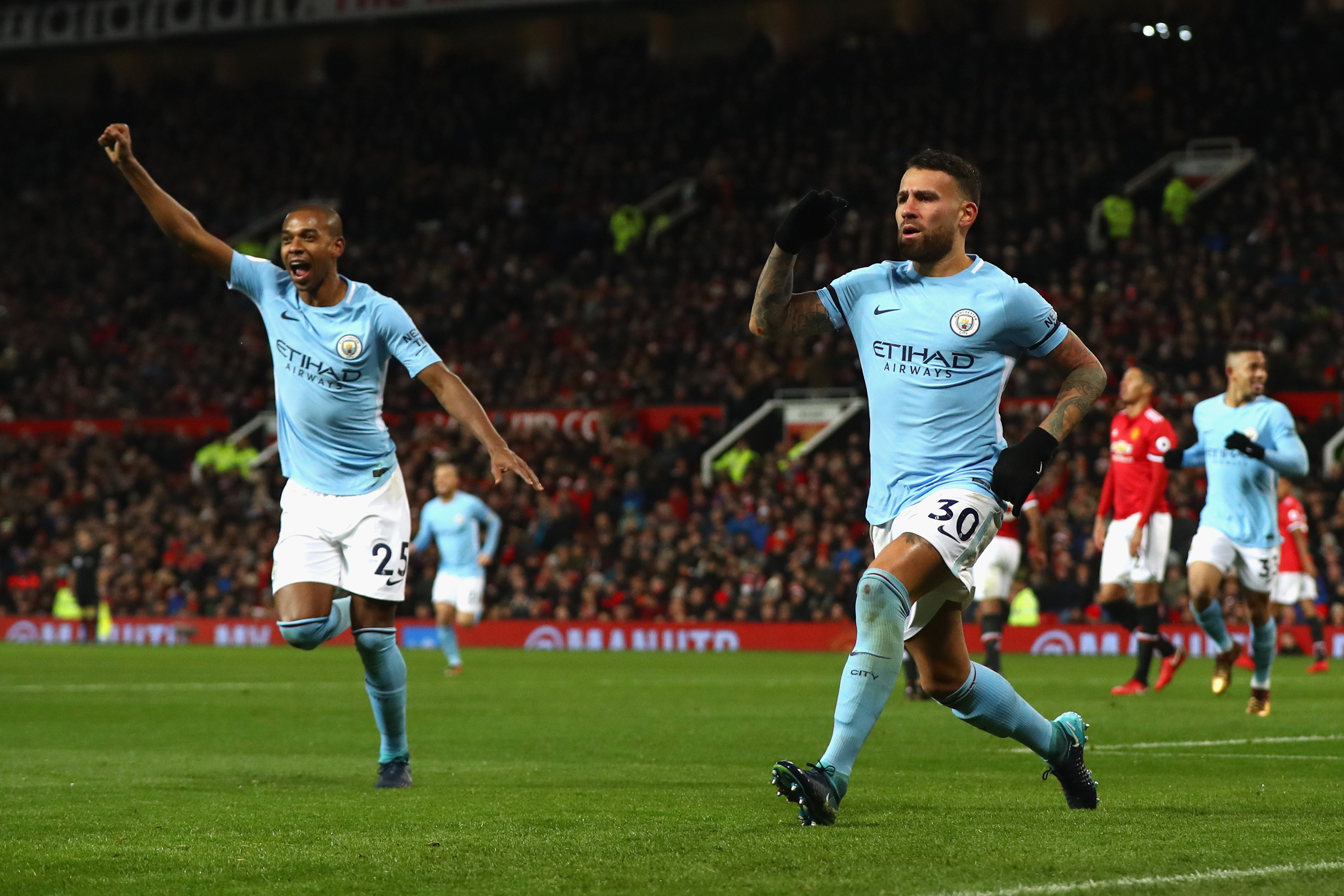 Manchester City eye record against Swansea