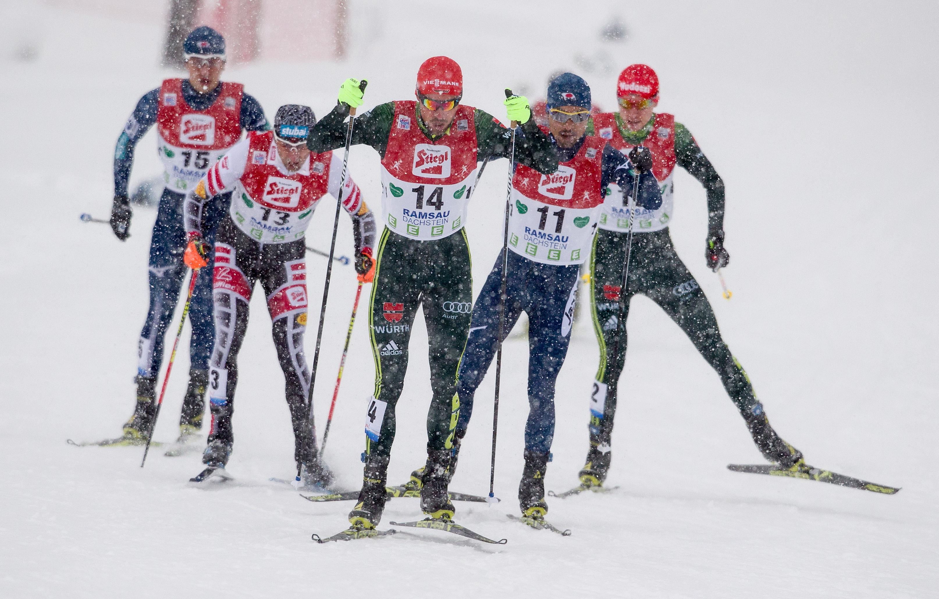 Лыжное двоеборье - Центр спортивной подготовки Республики Татарстан