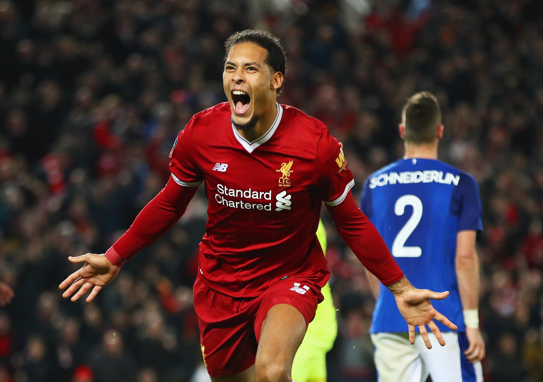 This Week In Stats Virgil Van Dijk Debuts For Liverpool In Style