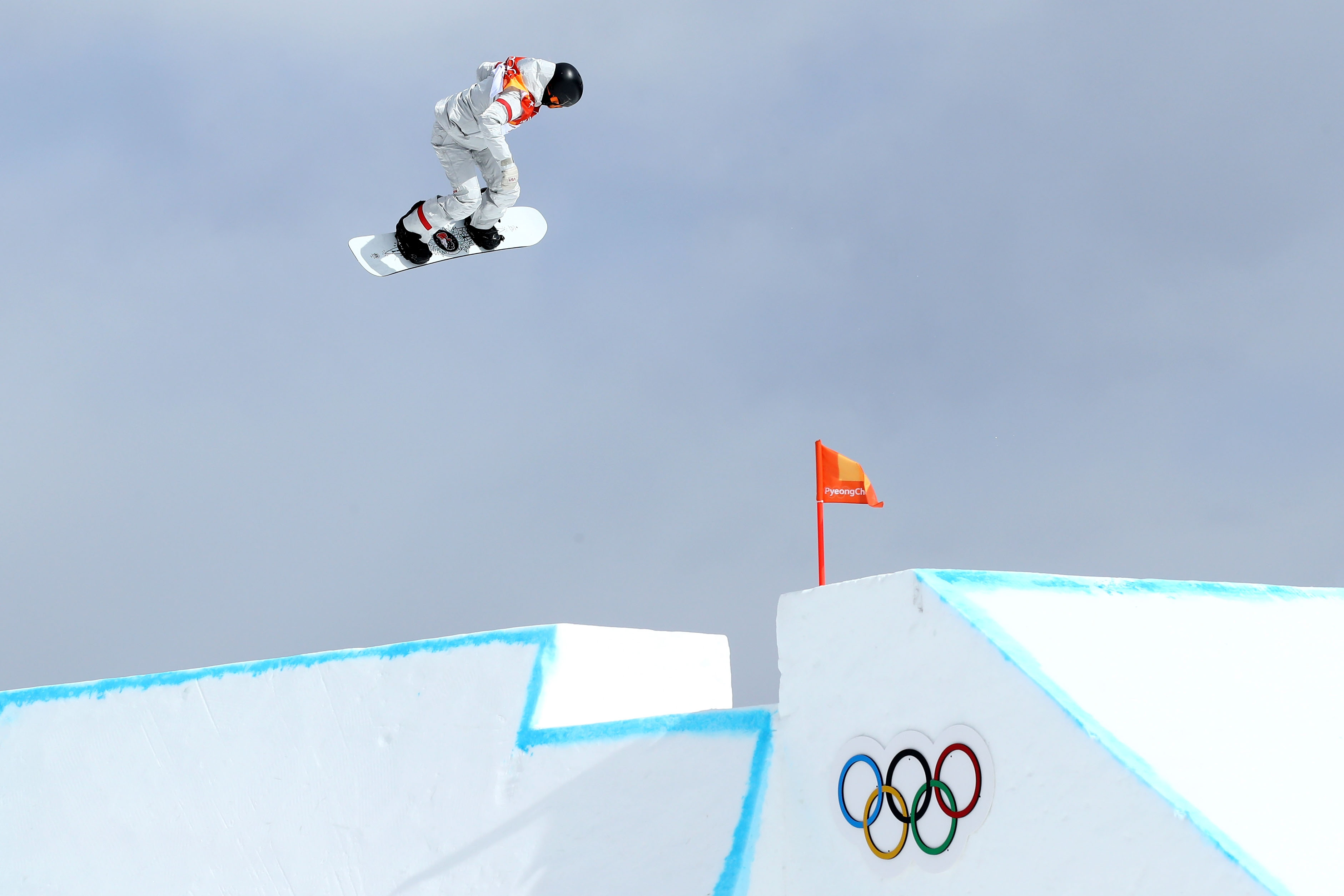 Olympic results: Women's snowboard slopestyle final