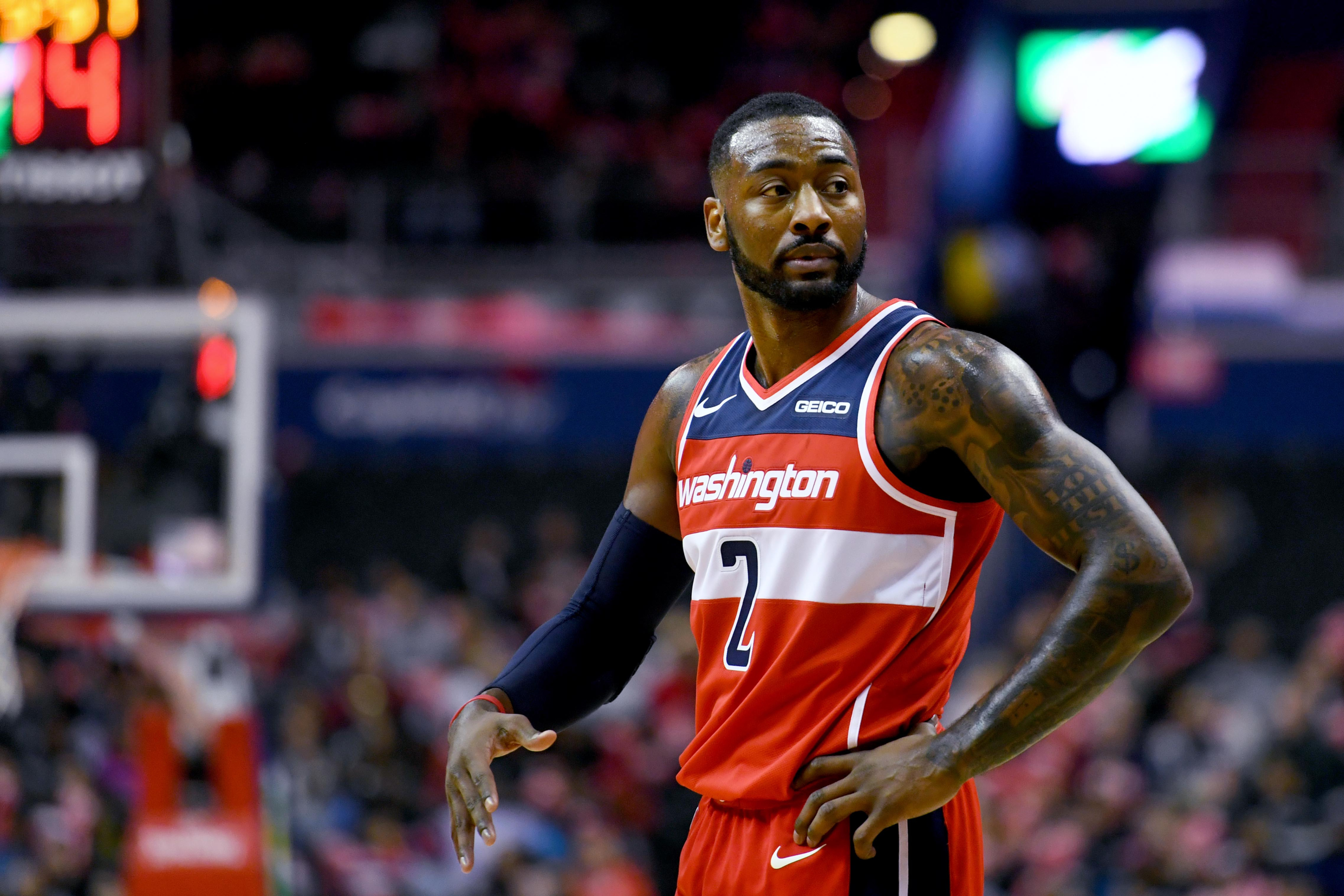 Does John Wall have the worst contract ...