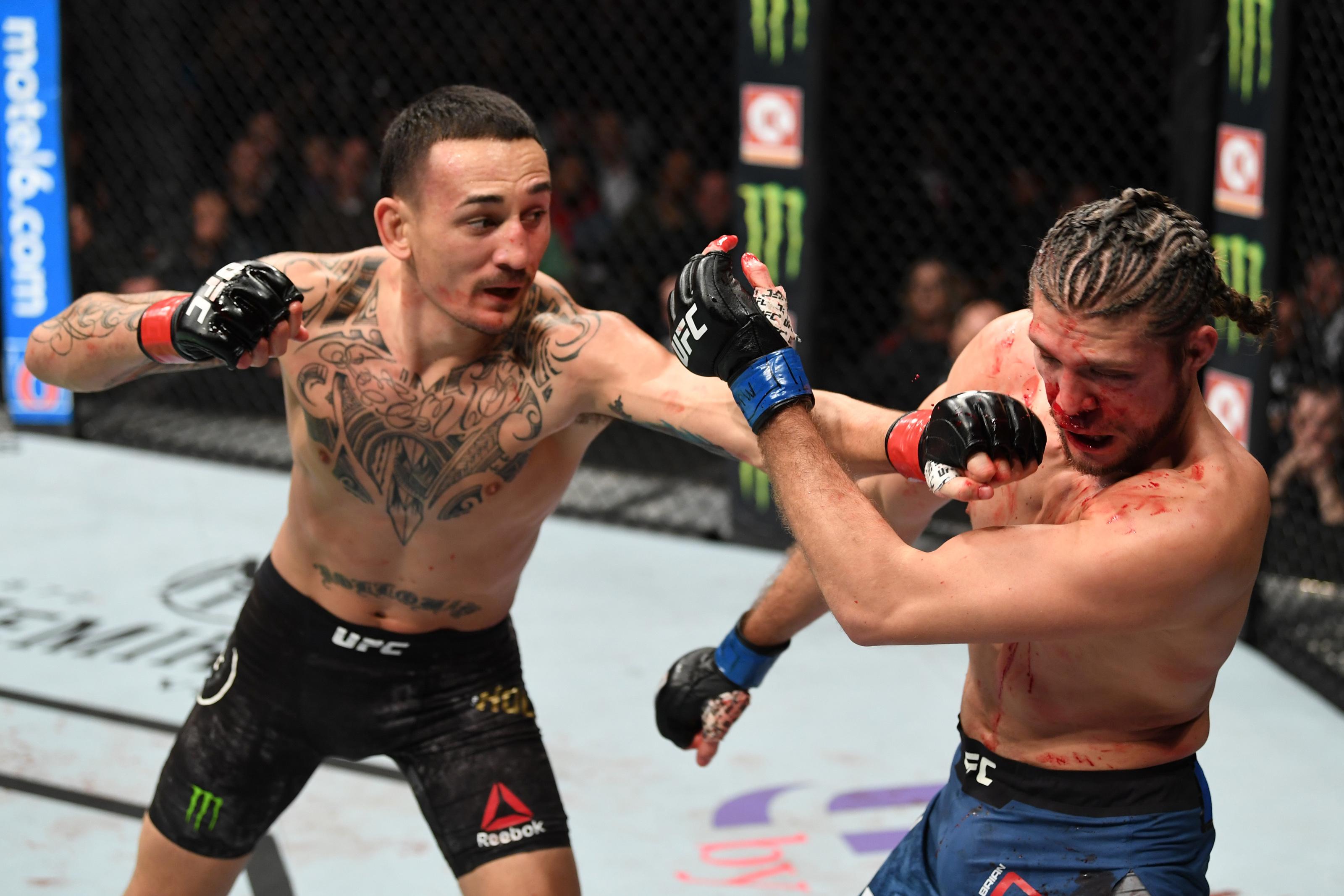 Max Holloway calls his shot, finish Brian Ortega ahead of UFC 236 (VIDEO)