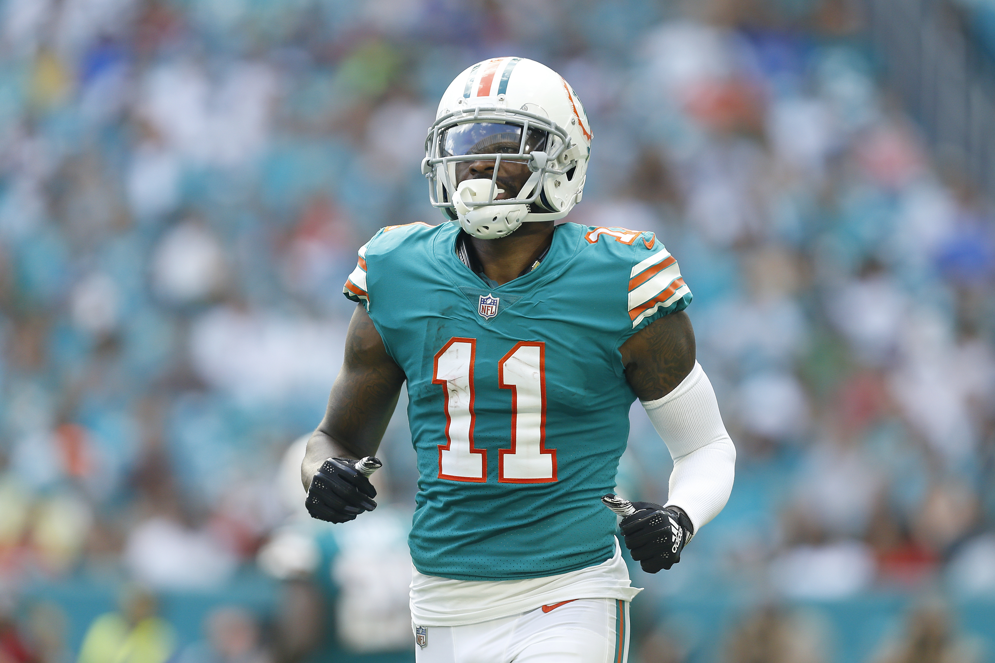 With Kenny Stills gone, will DeVante Parker finally breakout?