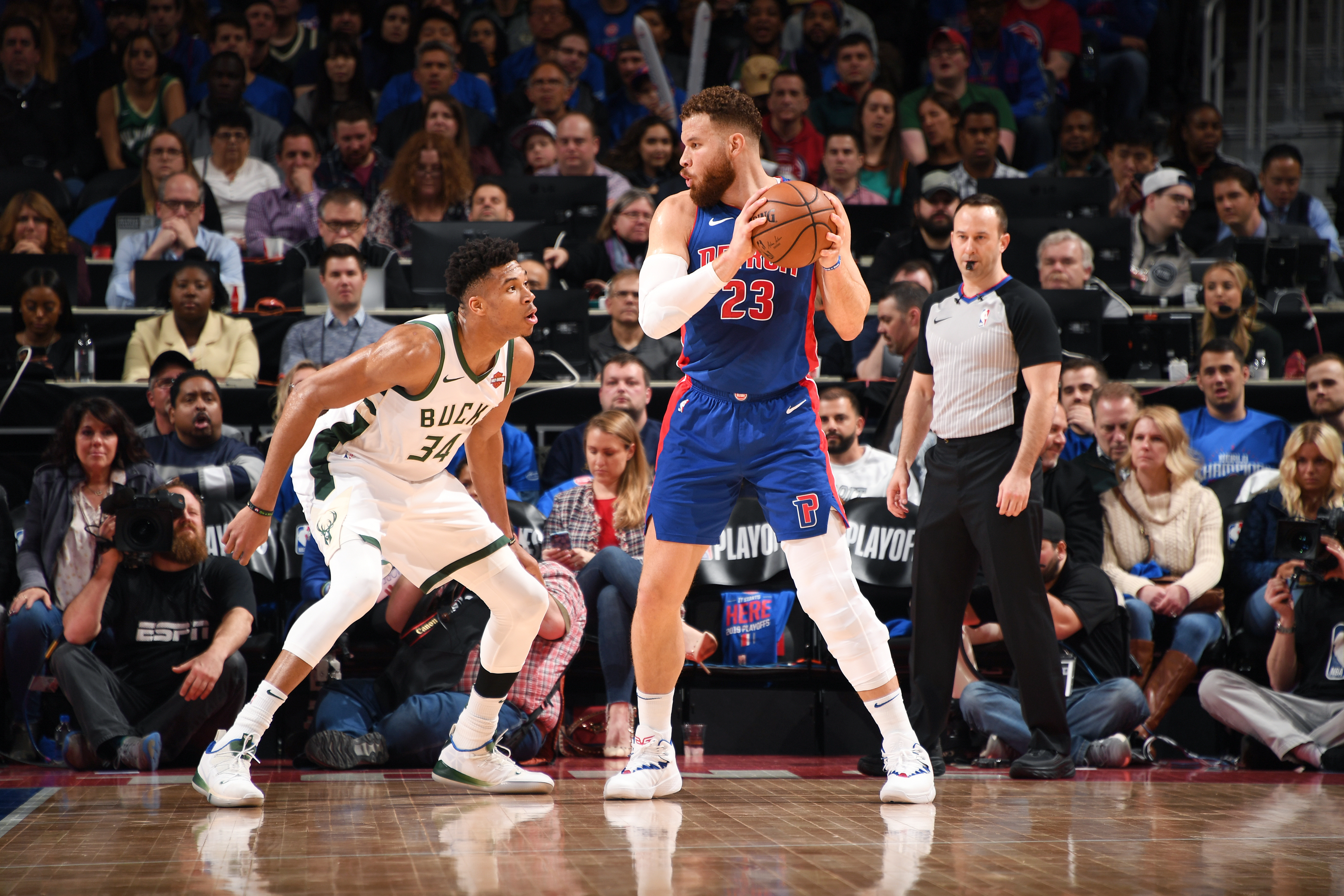 The Pistons Season Is Over But Blake Griffin Is Just Getting Re Started