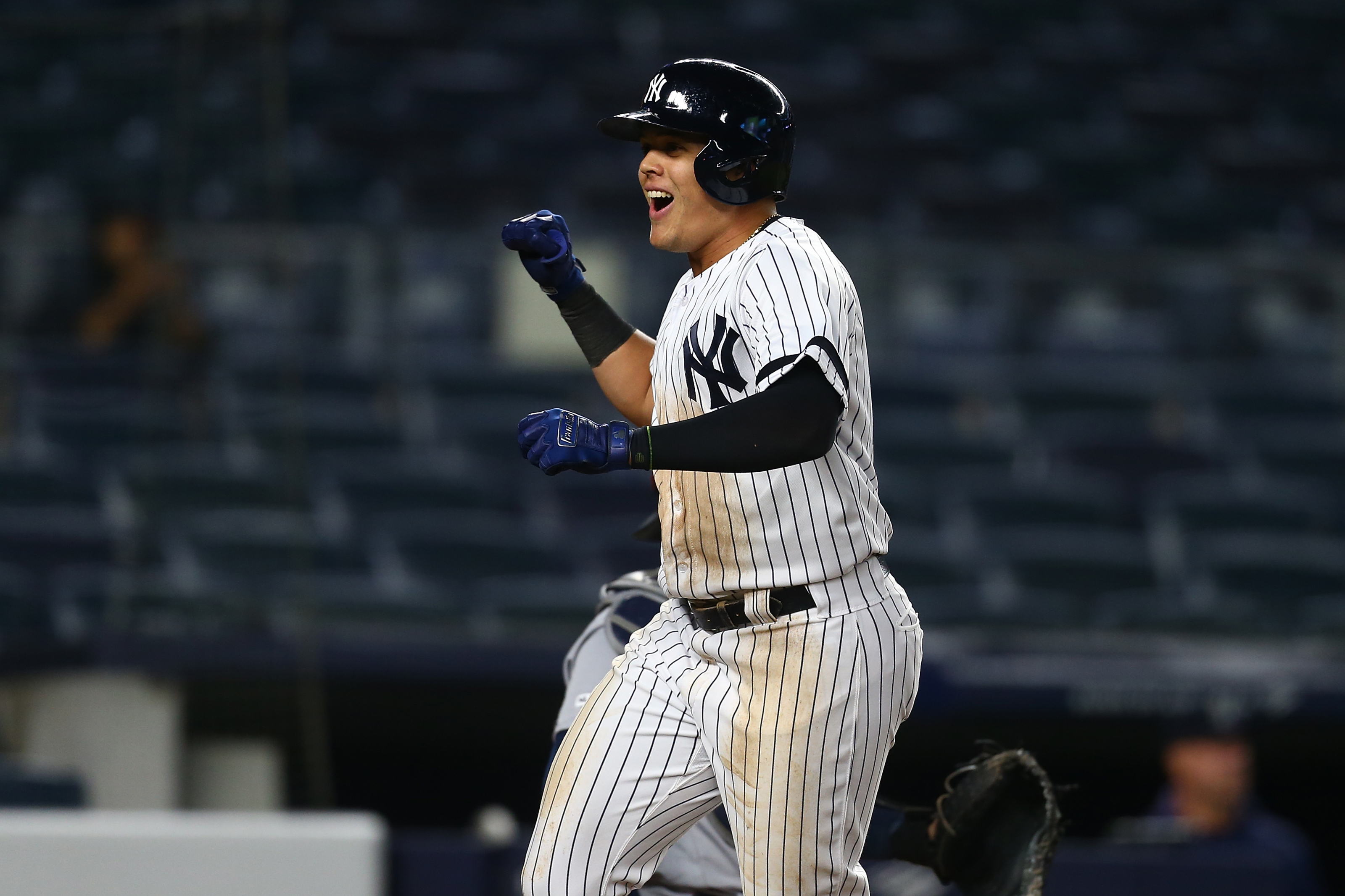 Is Gio Urshela turning Miguel Andujar into trade bait for the Yankees?