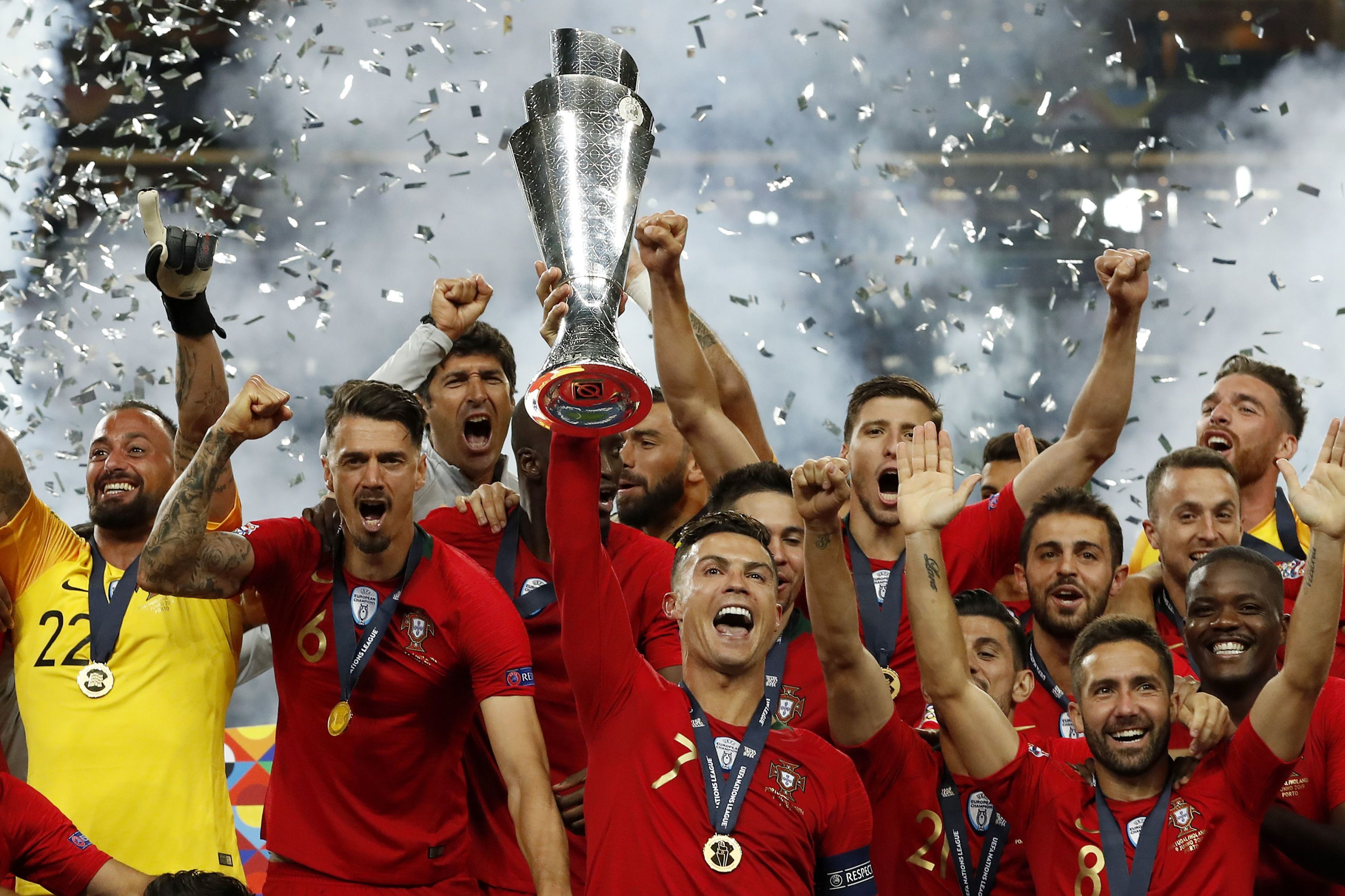 Uefa Nations League Everything You Need To Know