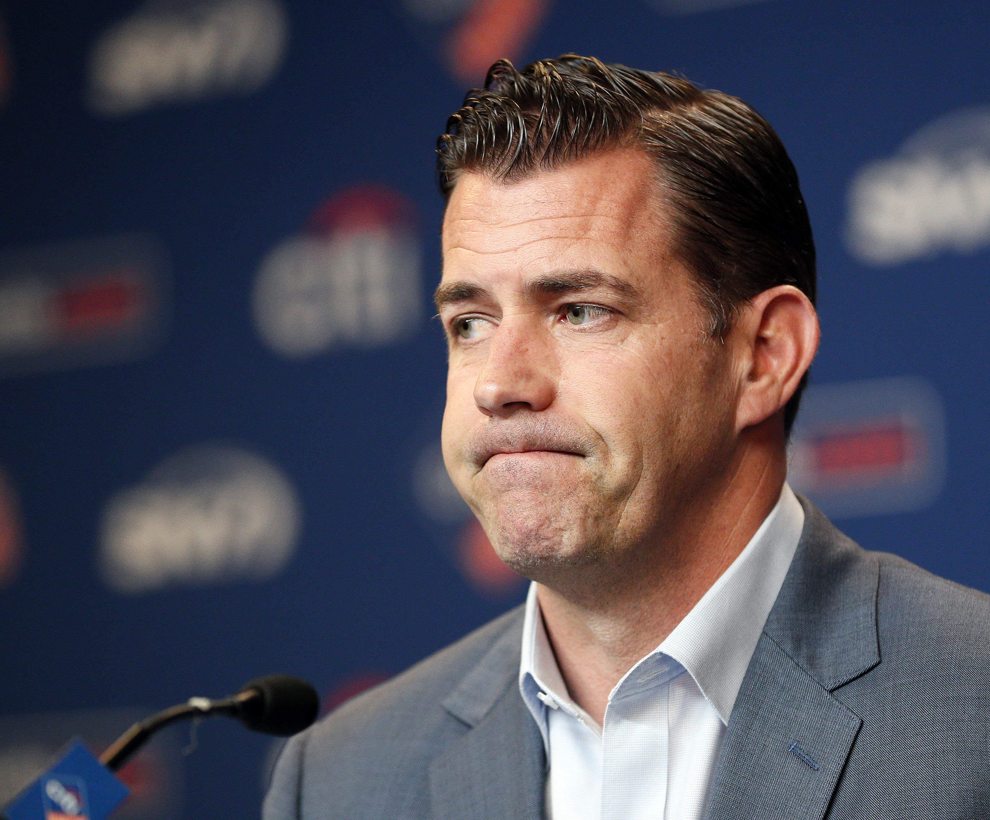 If the Mets fall out of contention this year they need to fully rebuild