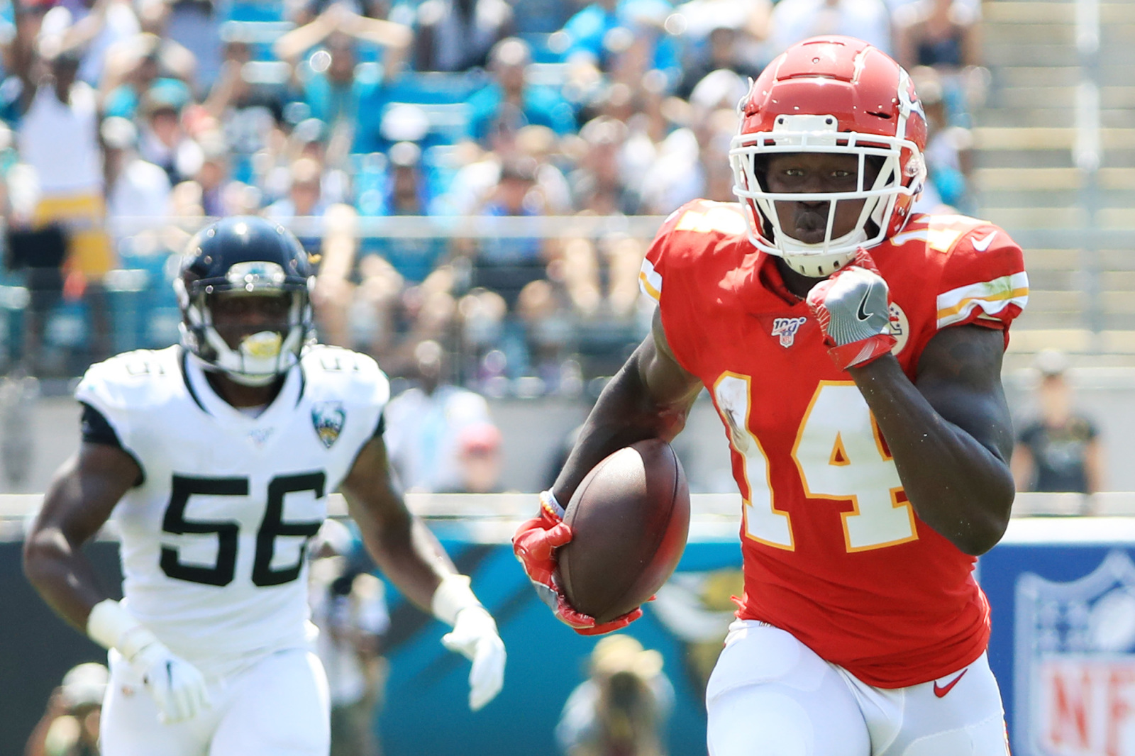Here's why the Chiefs hit a home run with the Sammy Watkins deal