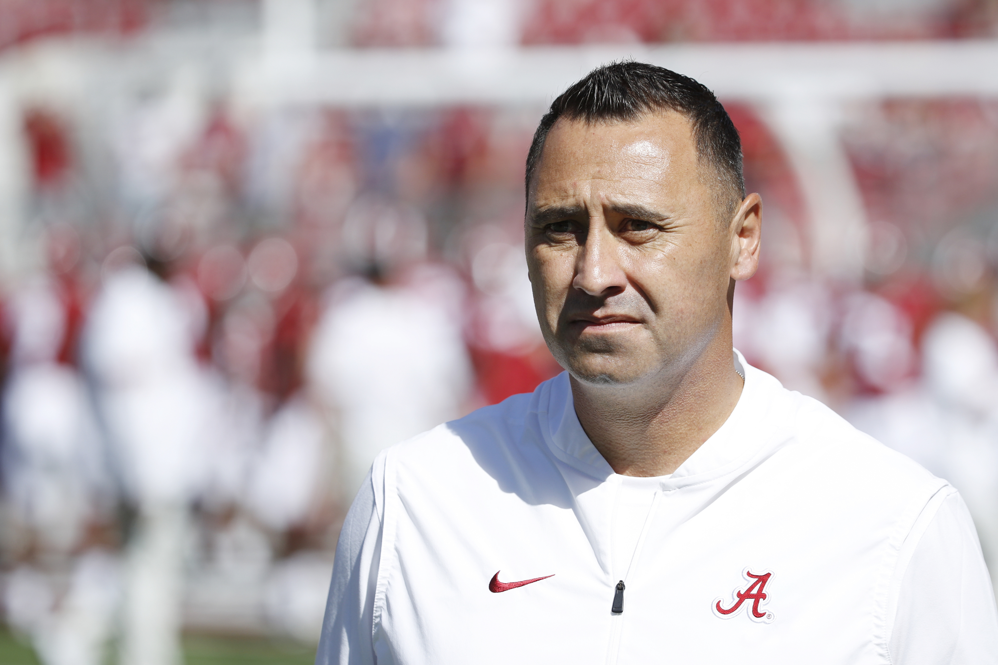 Turning down Colorado puts Steve Sarkisian in position for better job with another big year at Alabama