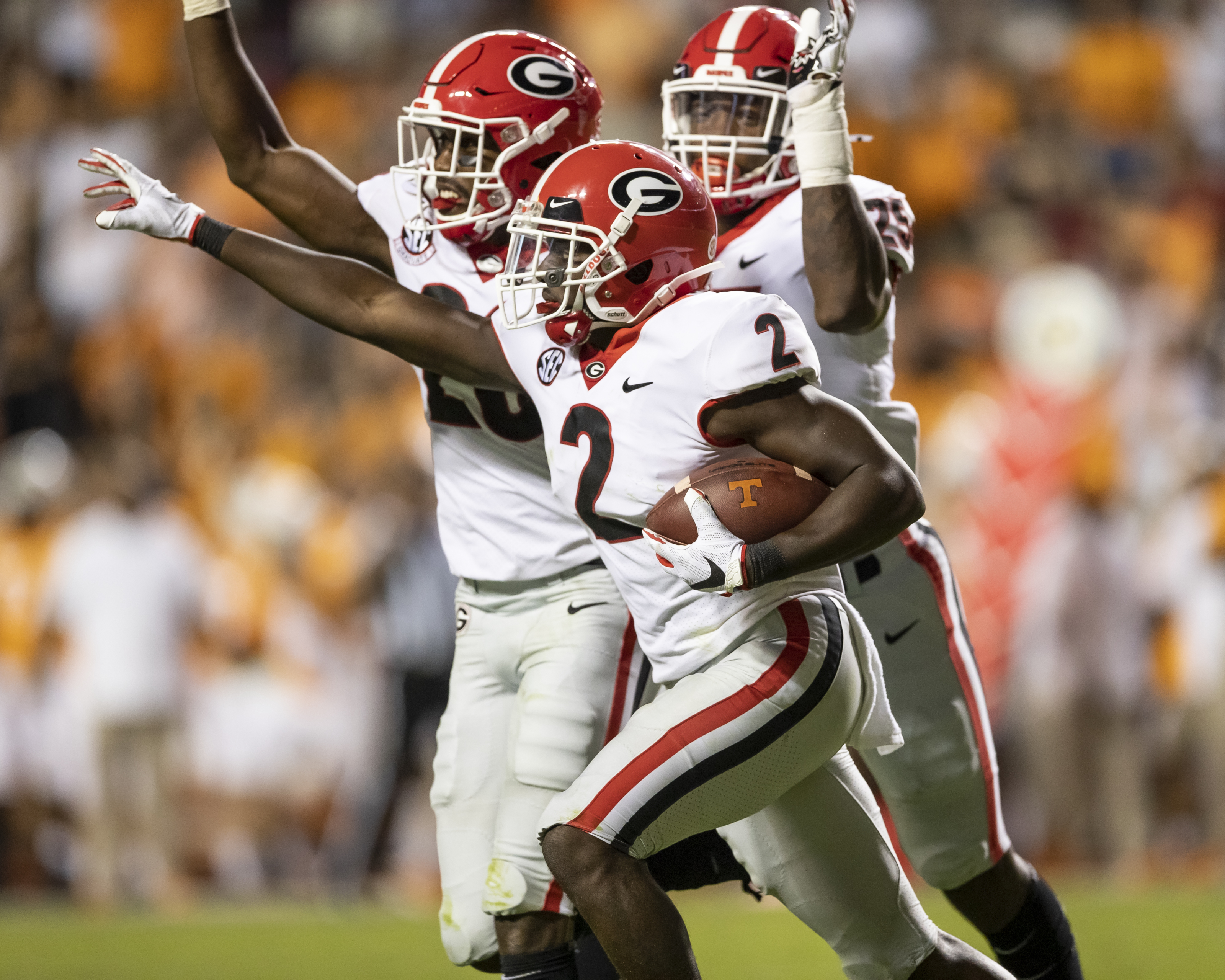 Georgia Football Schedule 2020 Predicting Every Georgia Bulldogs Game