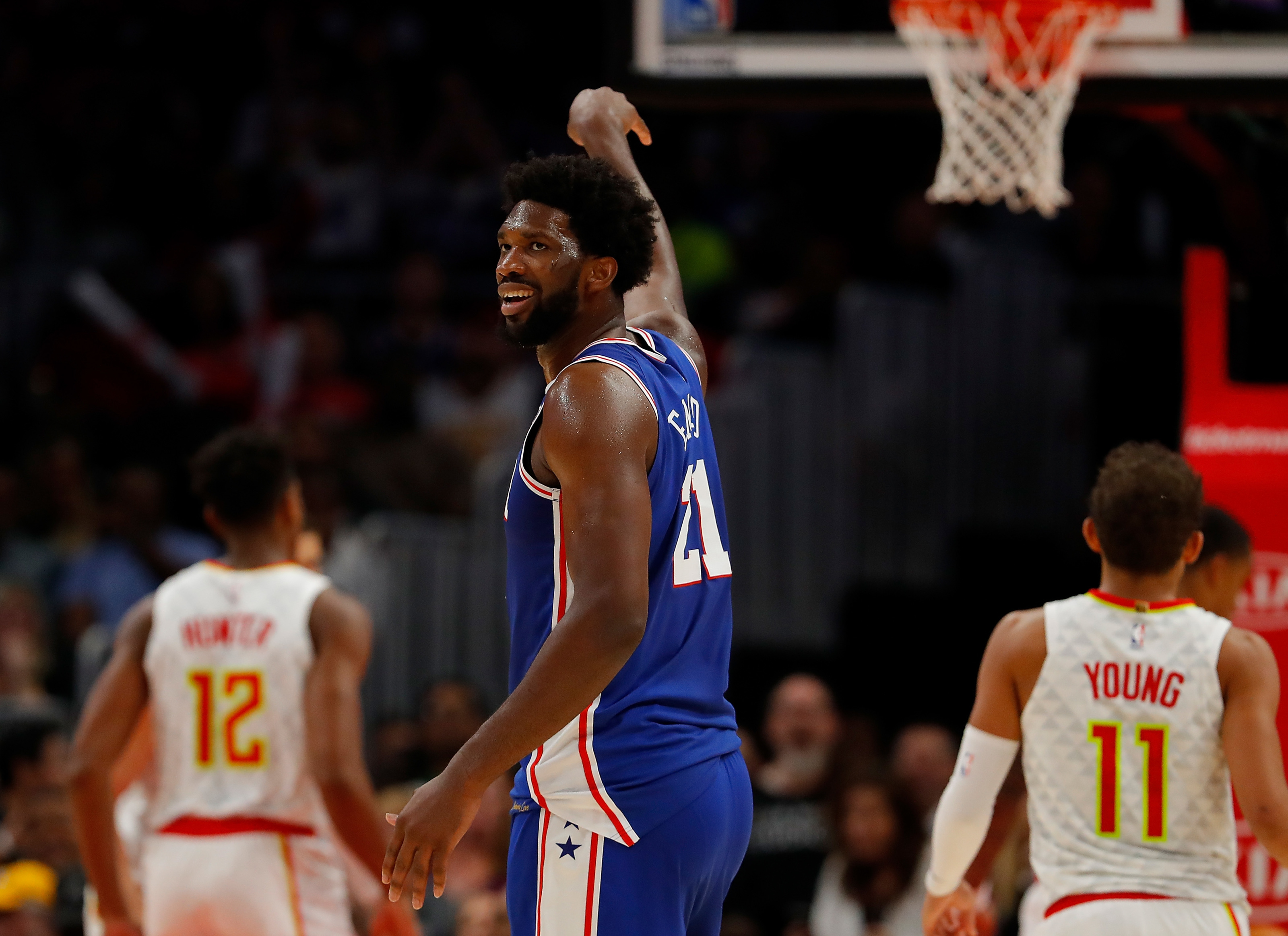 DraftKings NBA picks February 26: Another big night for Embiid