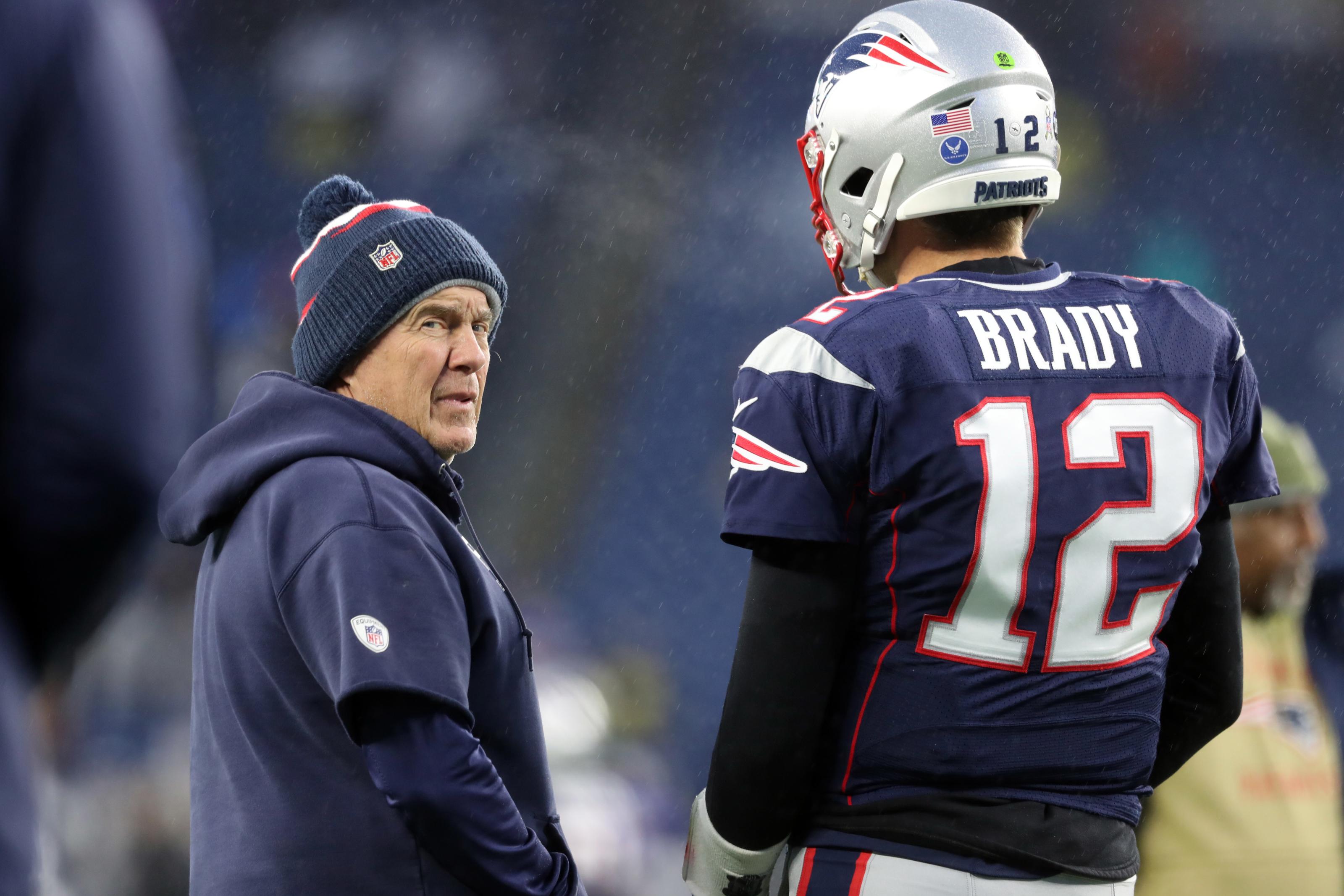 Brady–Belichick era