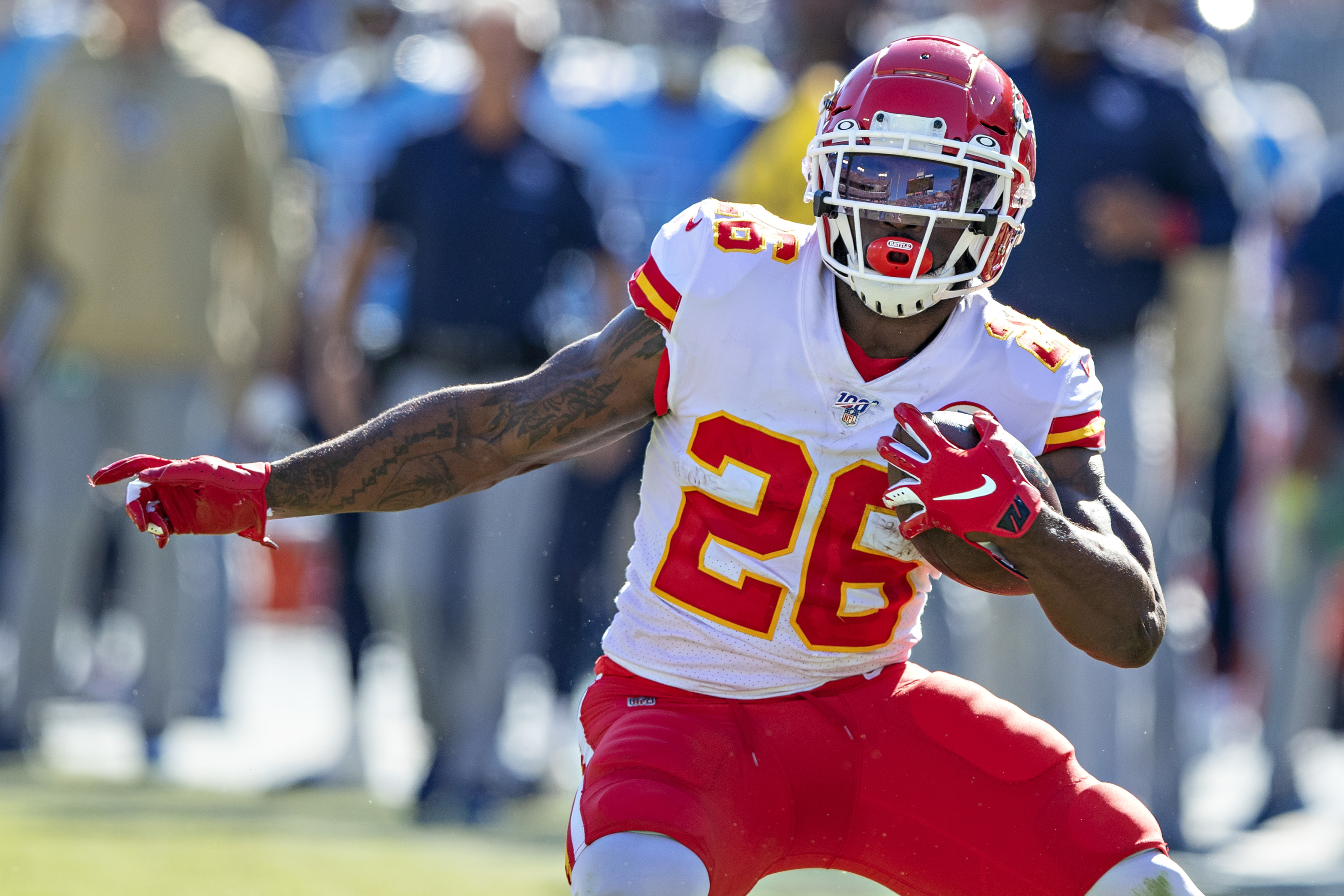 Damien Williams Explains Reason For Opting Out Of 2020 Season