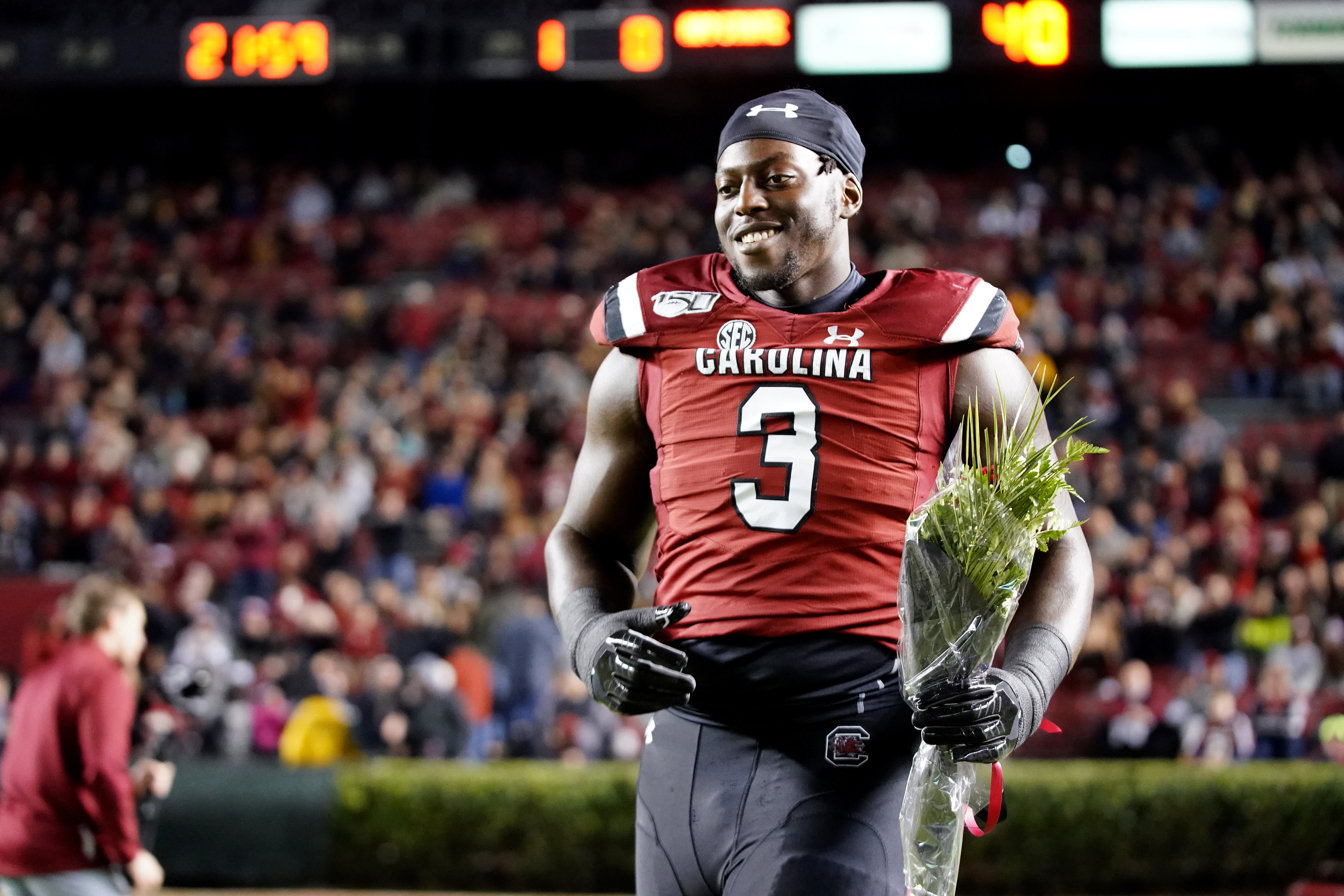 2020 NFL Draft: Javon Kinlaw deserves to be in top-10 conversation