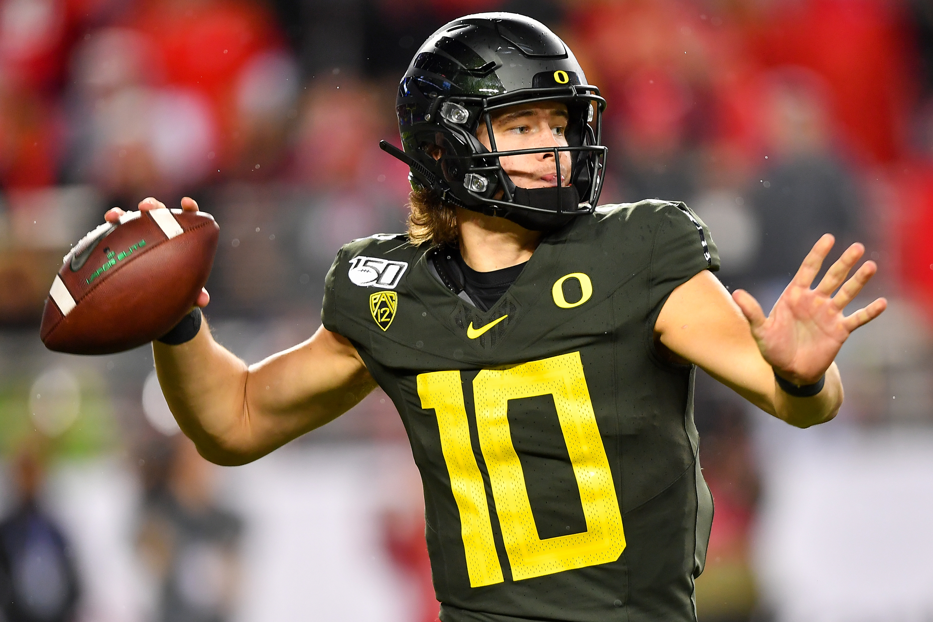 2020 NFL mock draft: Justin Herbert lands with the Chargers