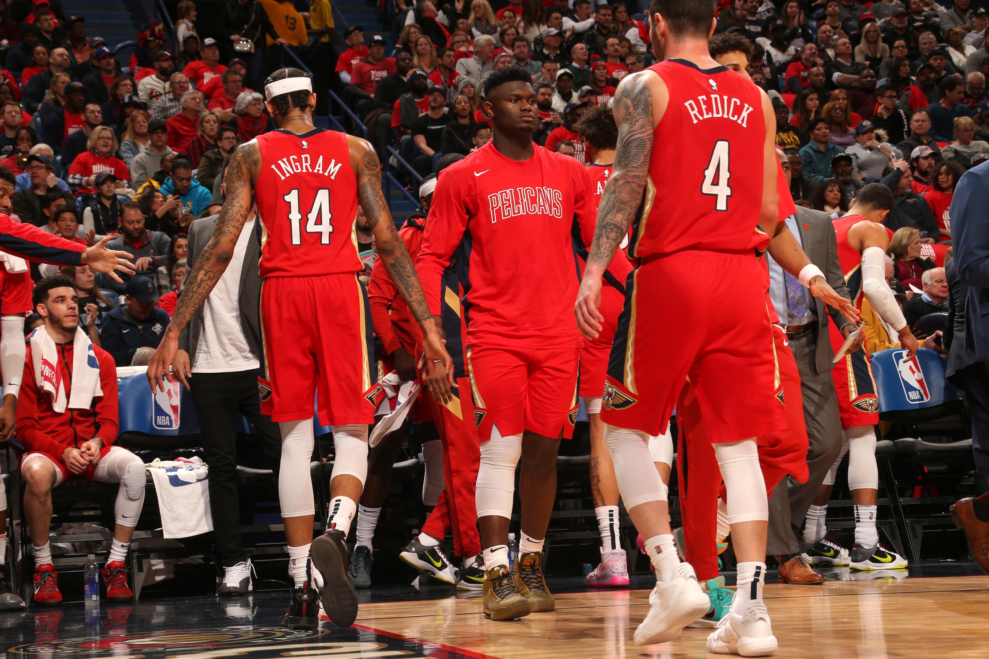 Nba Trade Deadline Portfolio 2020 New Orleans Pelicans