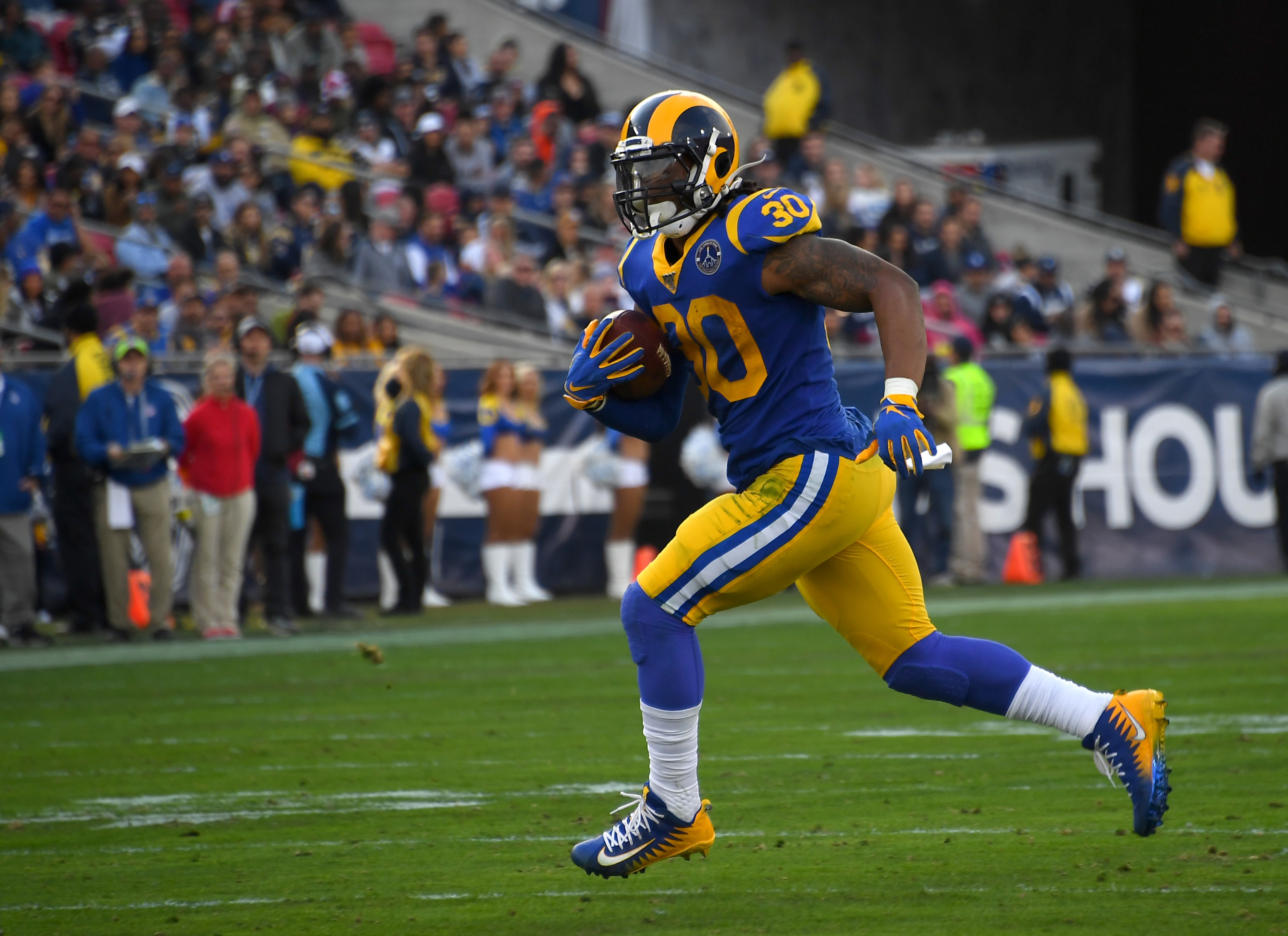 Todd Gurley Release By Rams Has Twitter Melting Down The Union Journal