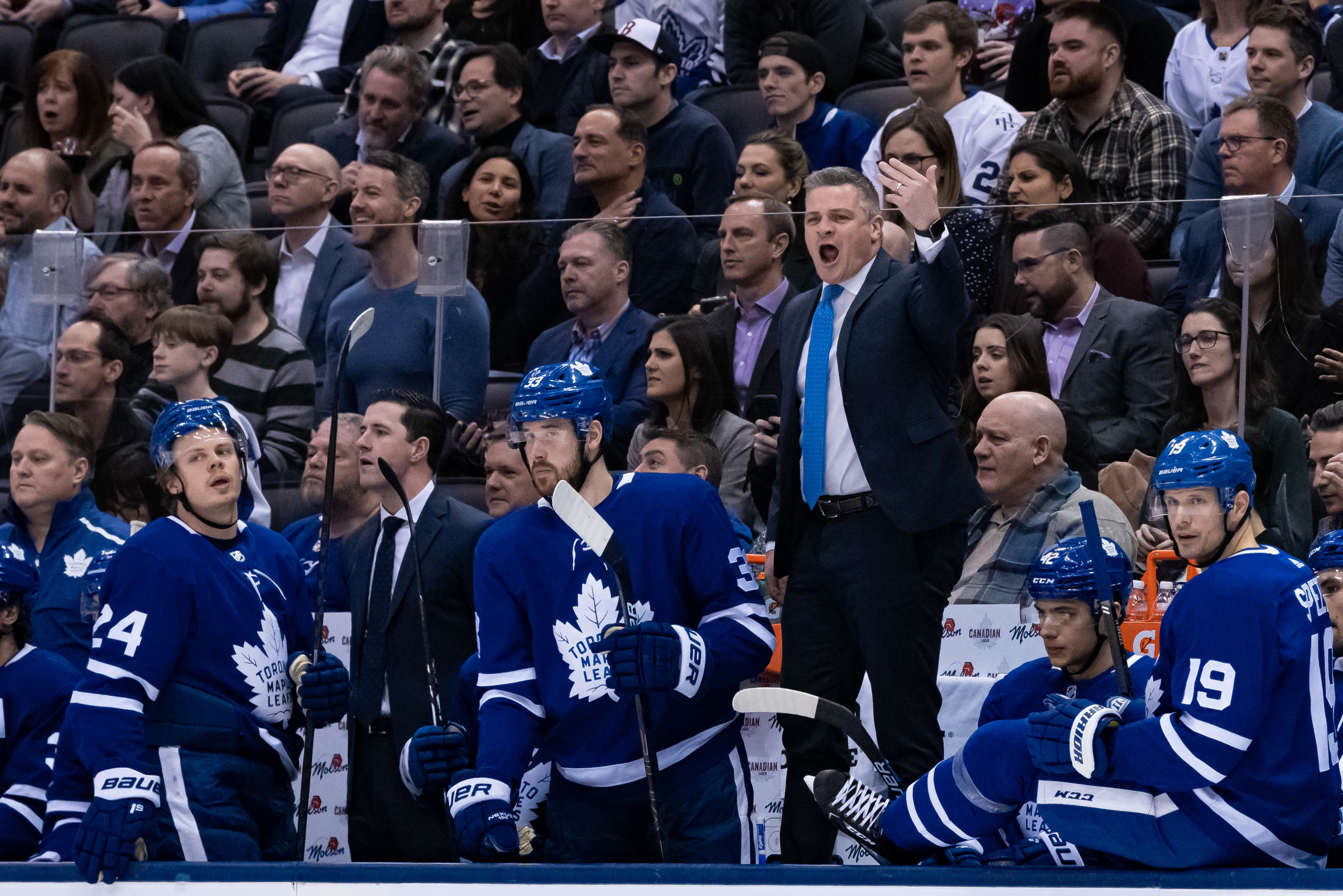 How Worried Should The Toronto Maple Leafs Be About The Playoffs