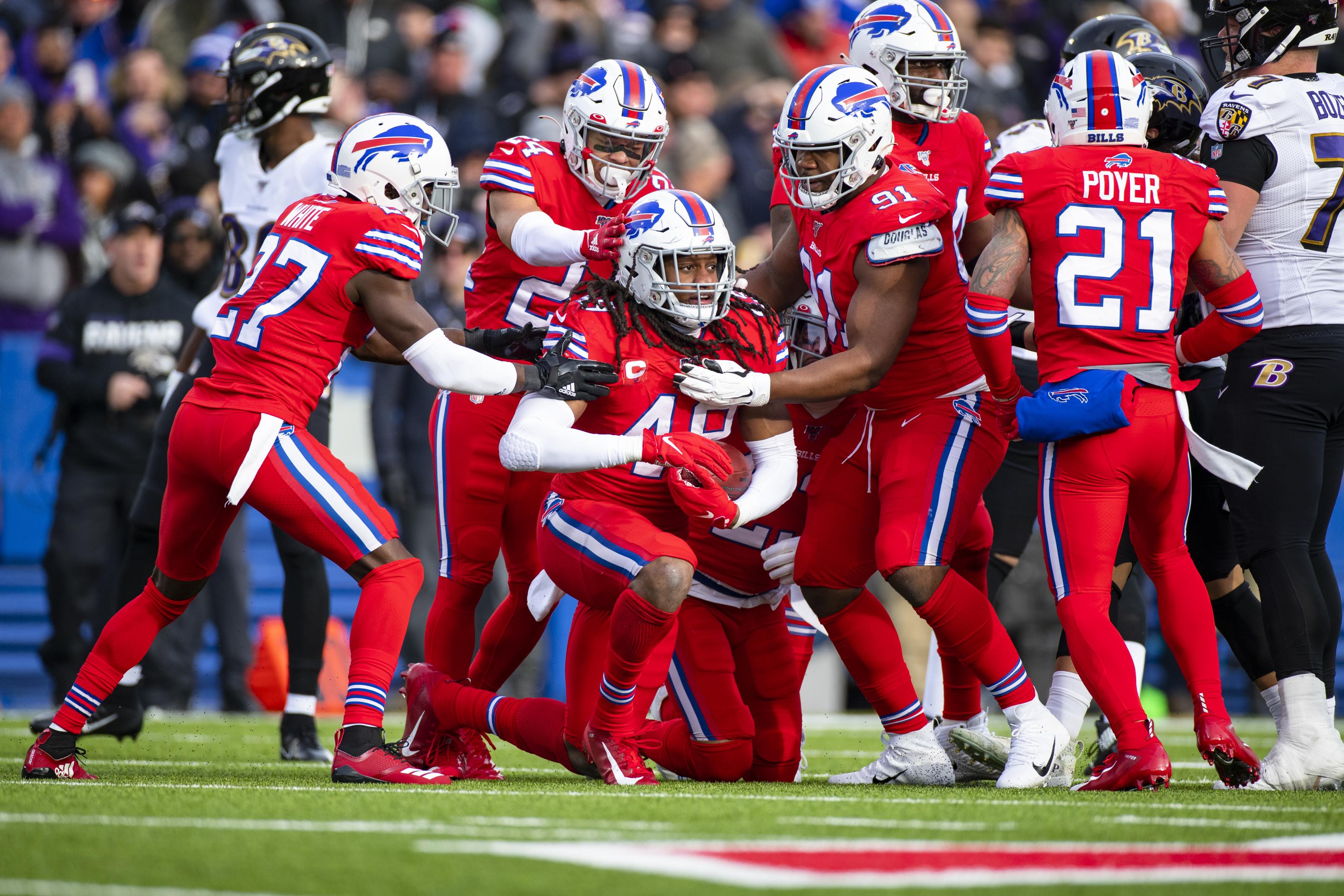 5 breakout stars to watch for Buffalo Bills in 2020