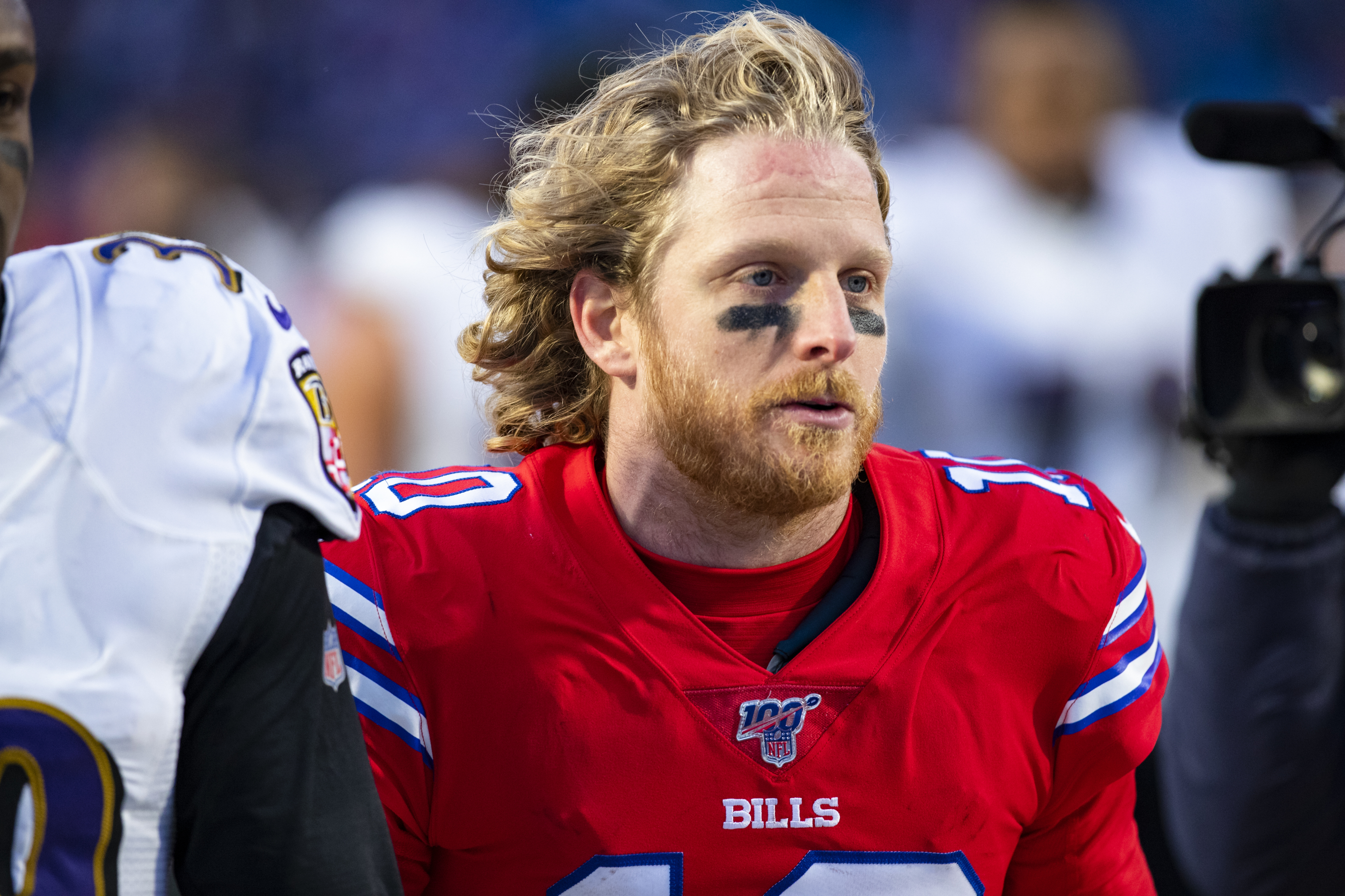 Cole Beasley Admits He Looked The Other Way For Too Long Embraces Blm