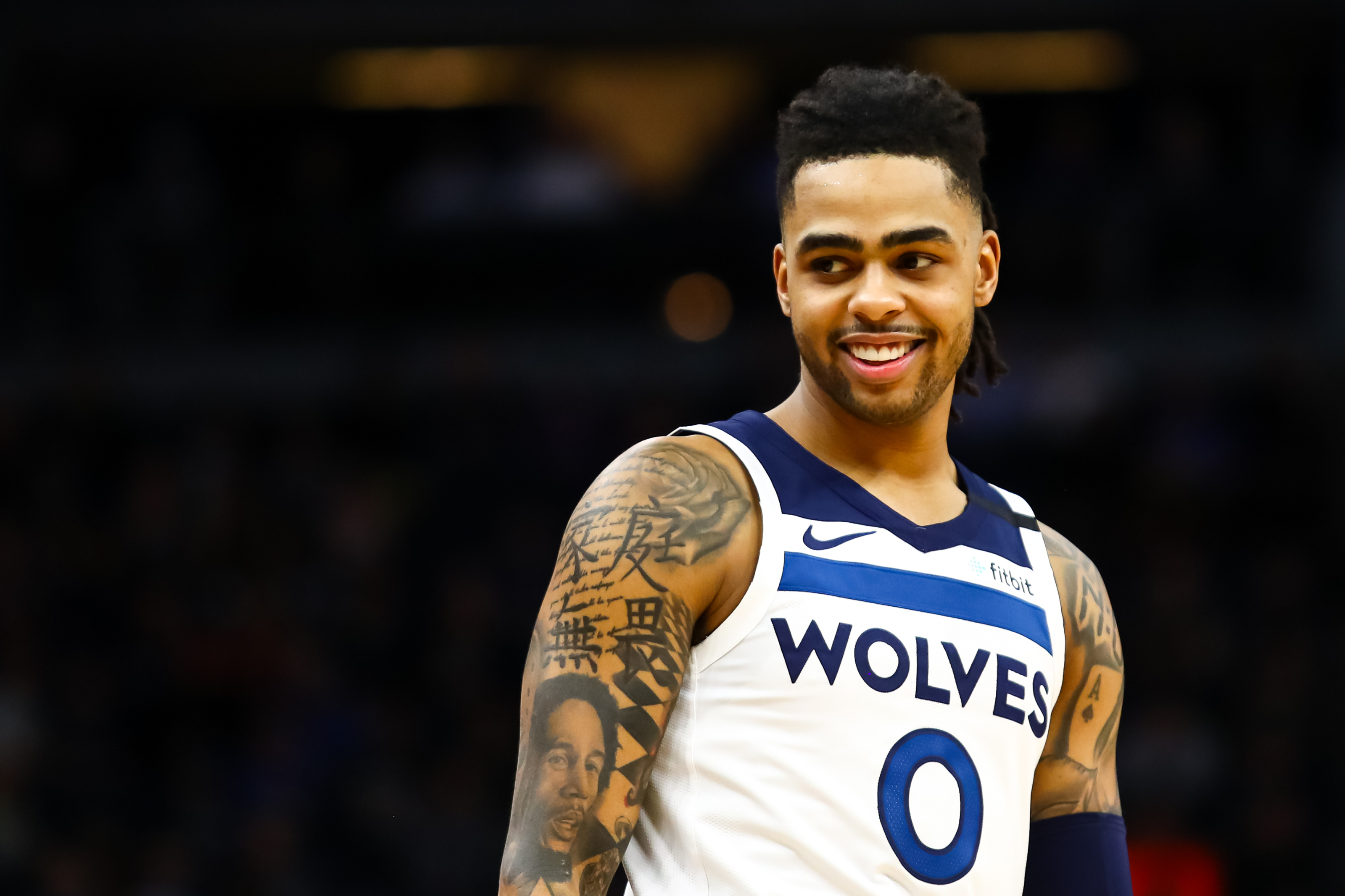 D'Angelo Russell has finally found a home with the Timberwolves