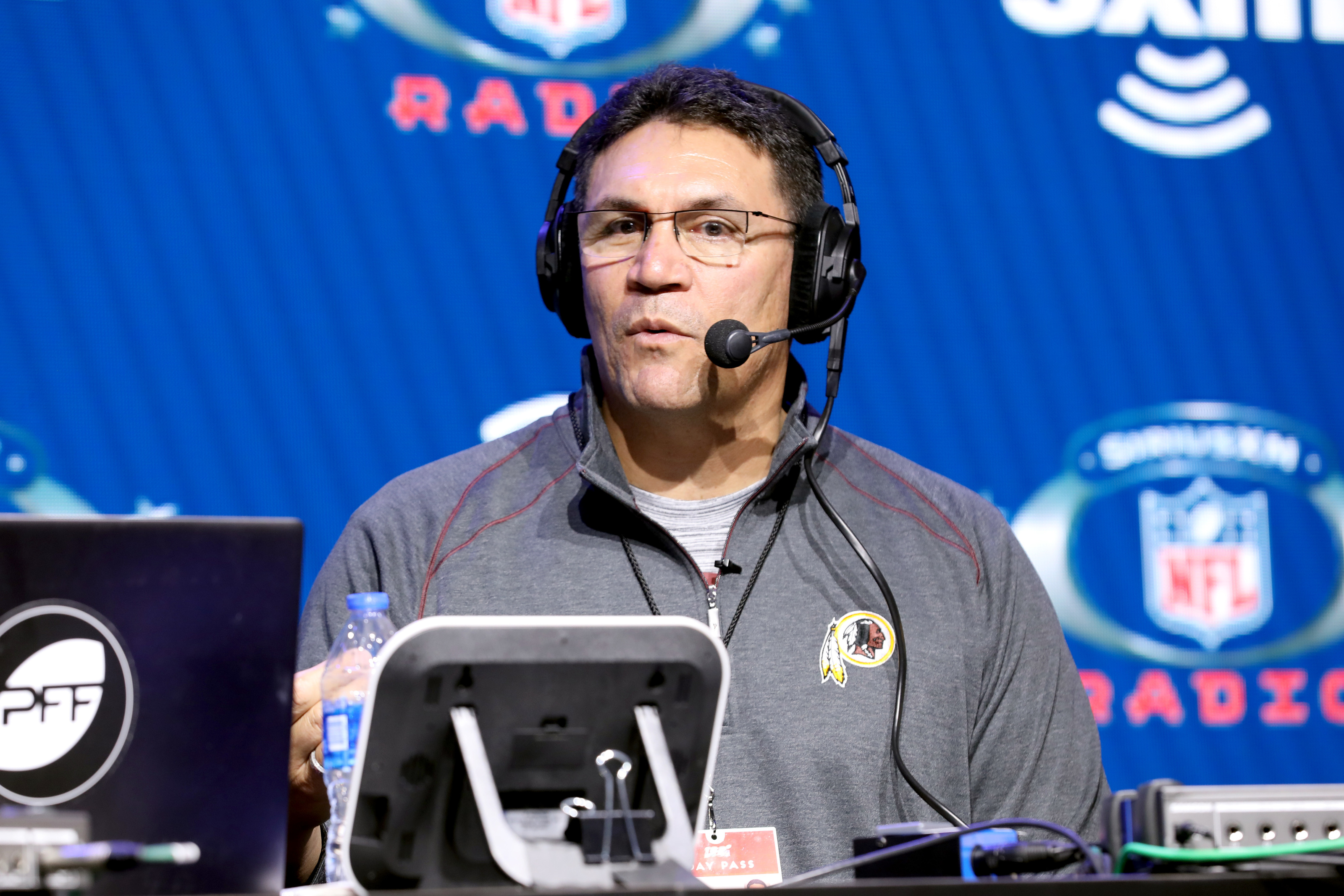 Redskins are getting quick makeover with Ron Rivera