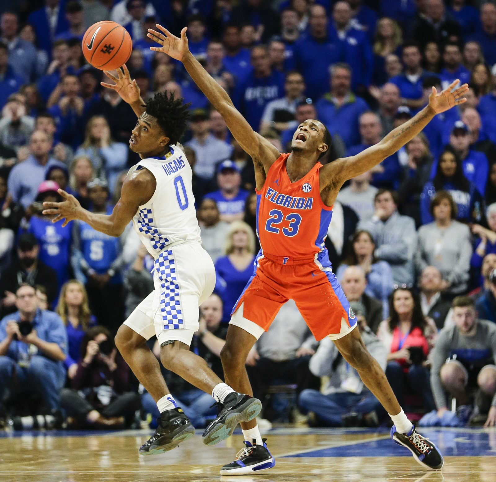 SEC Bracketology: Who's in, who's out? – Kentucky shooting for 2-seed