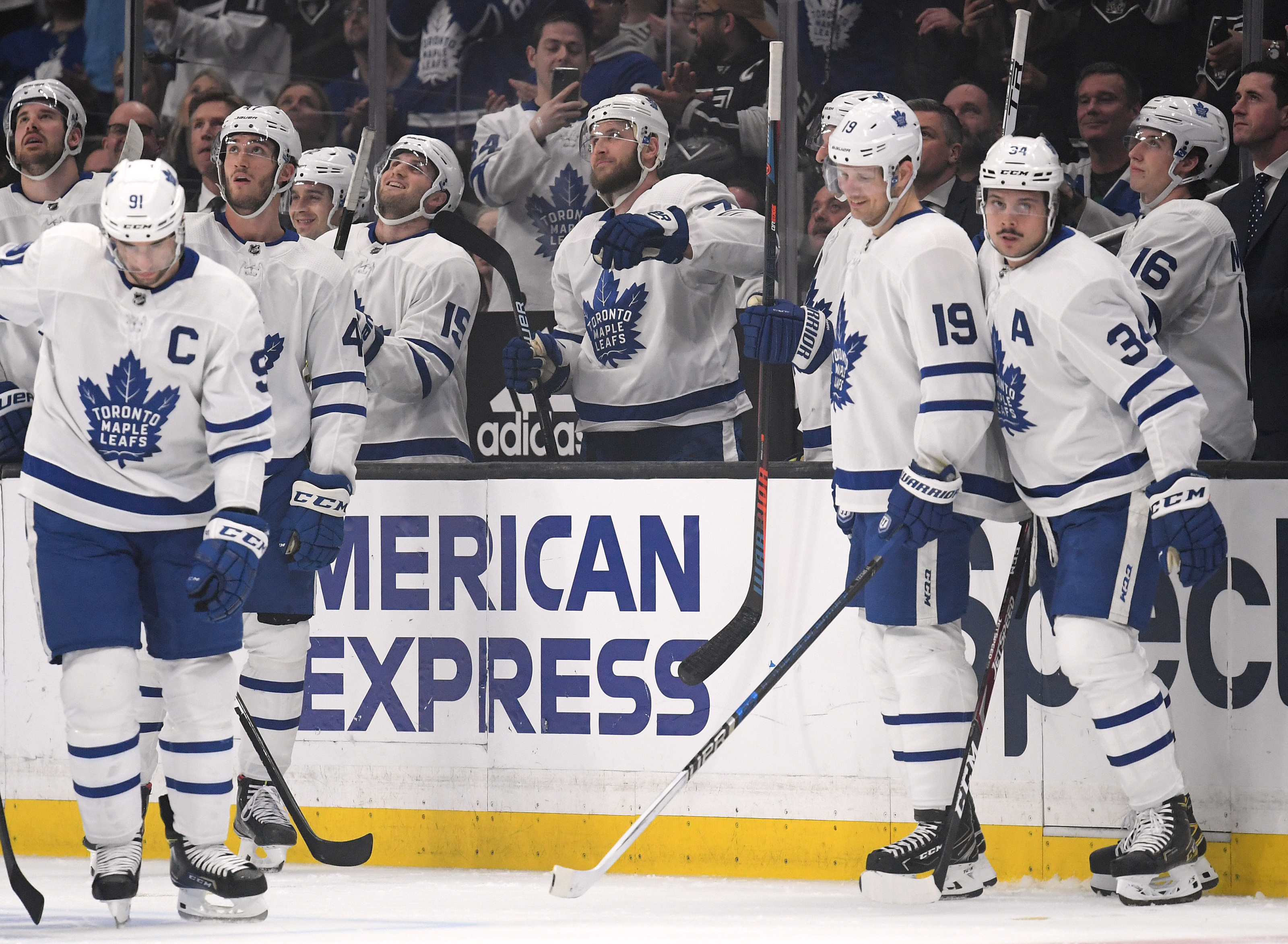 Talented Maple Leafs Roster Struggles To Dominate Ahead Of Playoffs