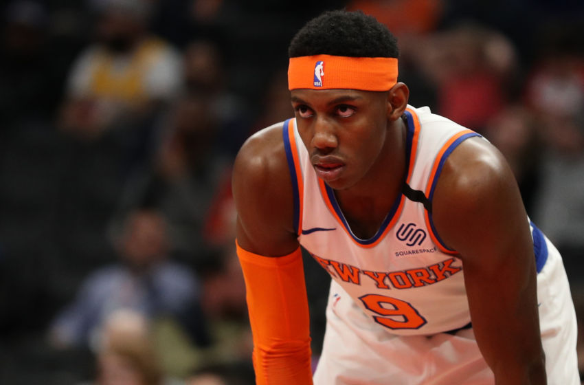 RJ Barrett balled out on Opening Night, but Knicks are setting him up to  fail