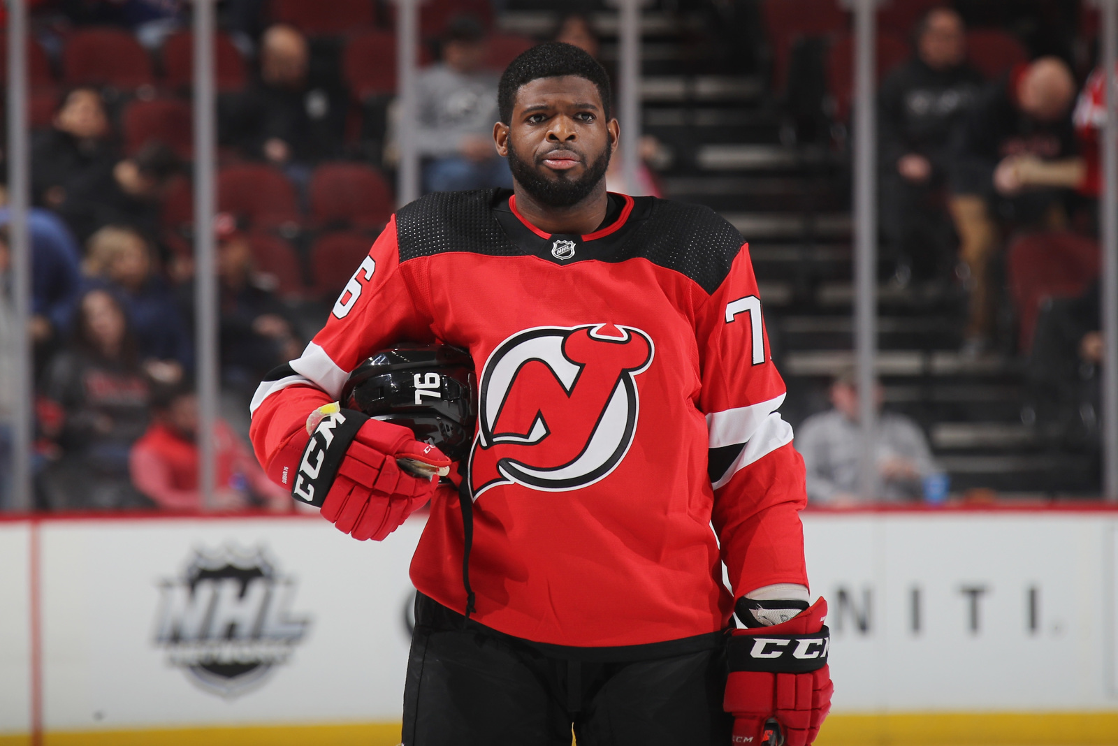 P.K. Subban supports a 31-team NHL playoff that includes his Devils