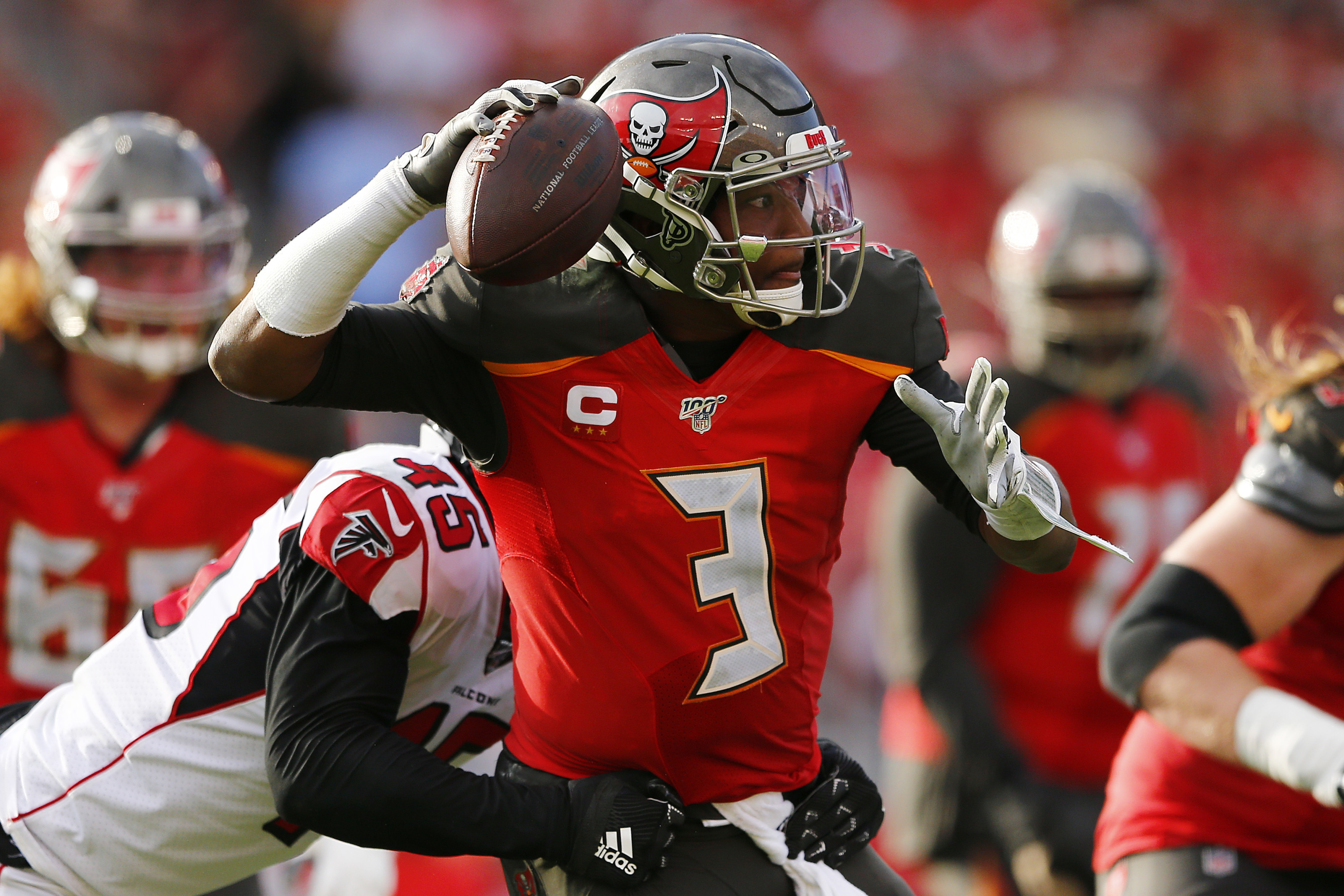 New Tampa Bay Buccaneers Uniforms Reaction And Photos