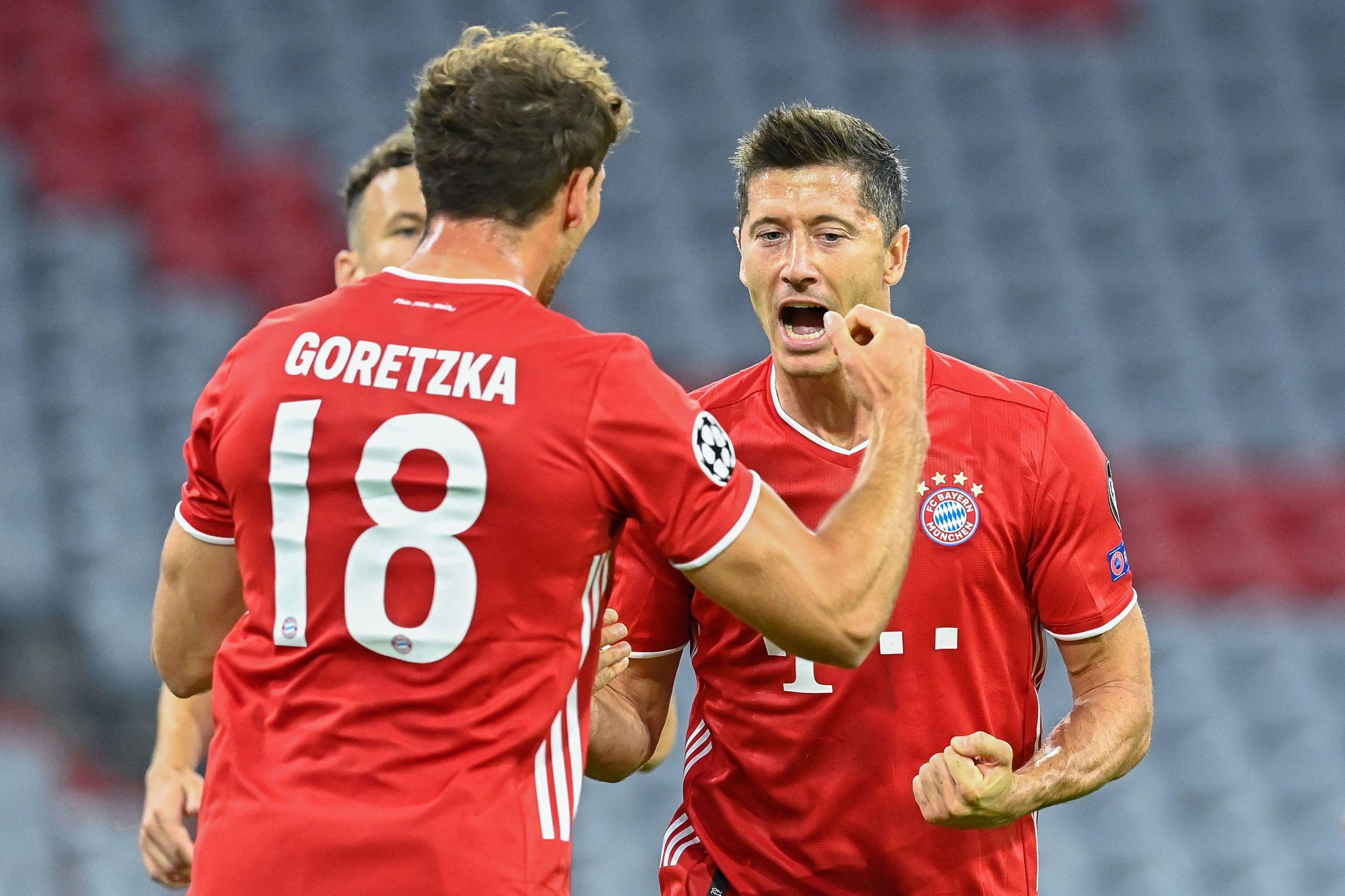 Bayern Munich Vs Lyon Live Stream Watch Champions League Online