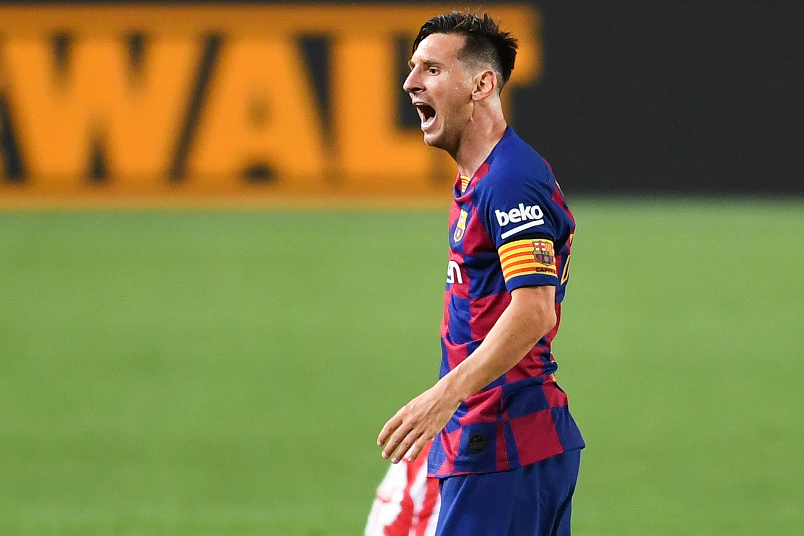 Messi Vs Lewandowski Who S Having The Better Season