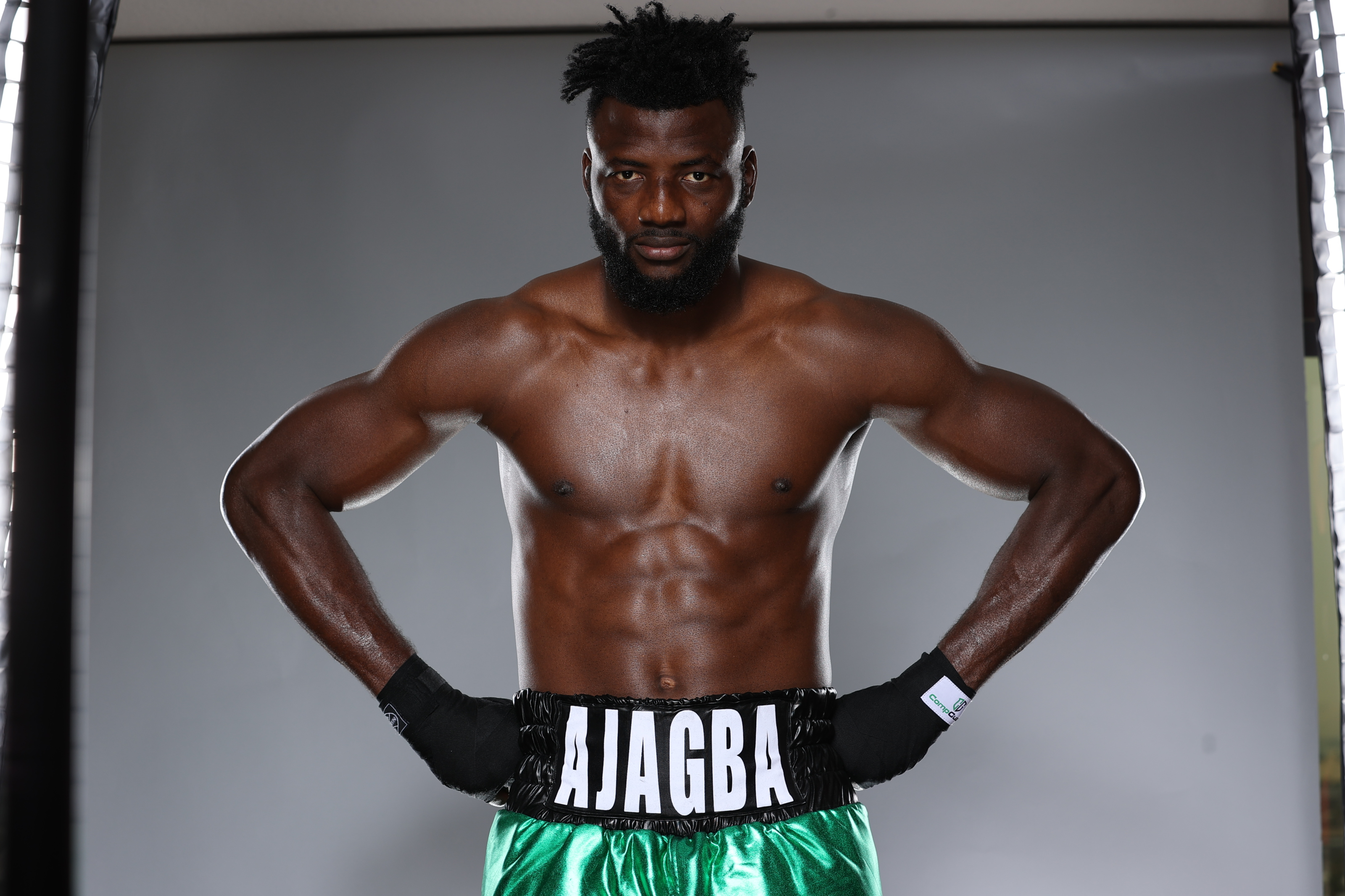 Efe Ajagba declares that he's the hardest punching heavyweight