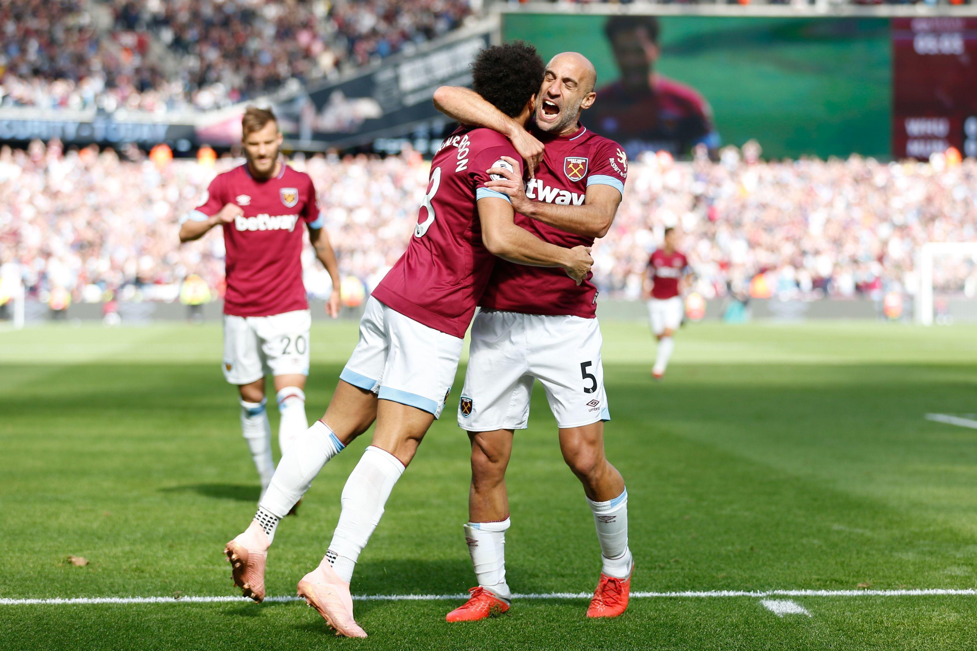 West Ham 3 1 Manchester United Premier League Highlights And Recap