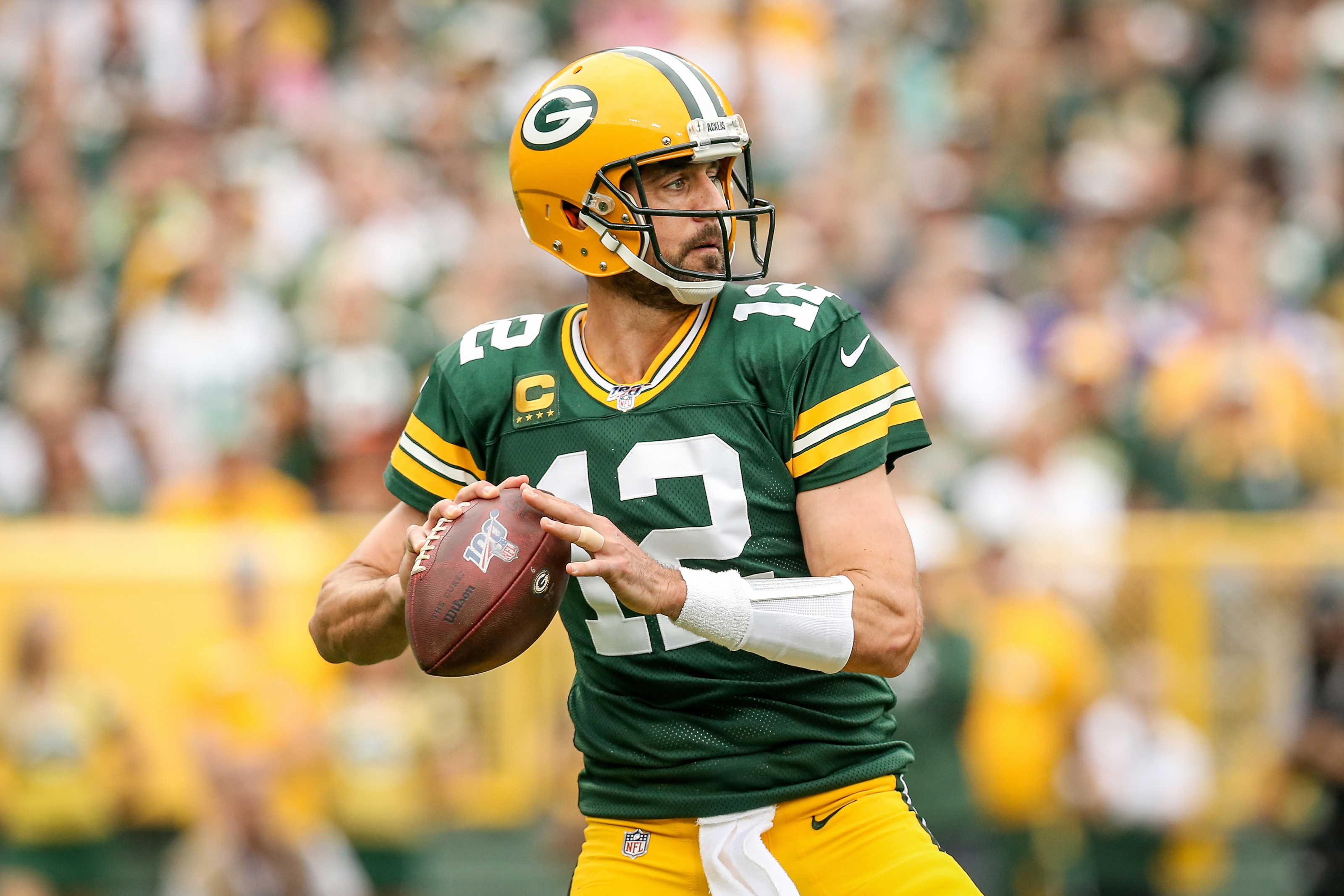 In 2020, as Aaron Rodgers goes, so will the Green Bay Packers